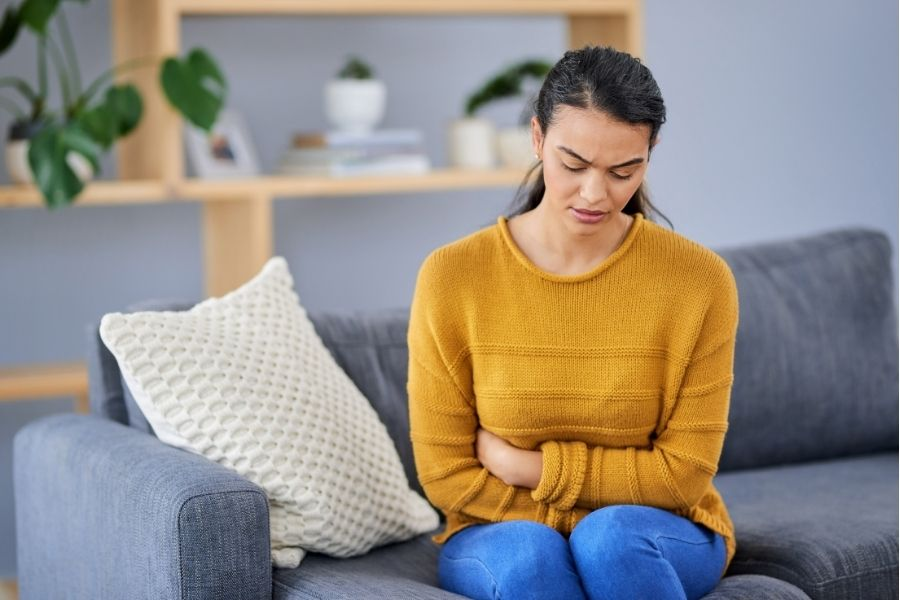 what is bloating?