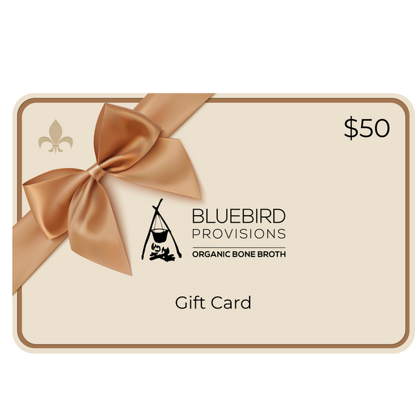 Bluebird Provisions Gift Card