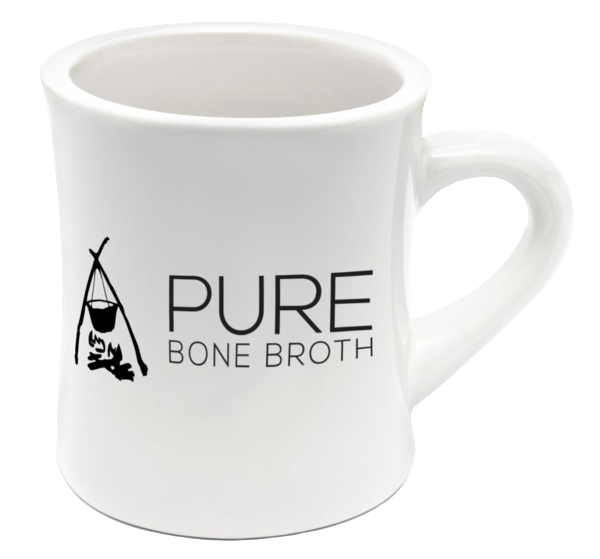 Pure Bone Broth Mug