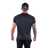 Purflex Men's Black WO Shirt