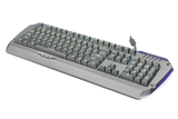 Tesoro Colada Aluminum Mechanical Keyboard - Silver