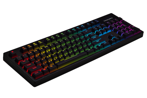 Tesoro Excalibur Spectrum RGB Mechanical Gaming Keyboard
