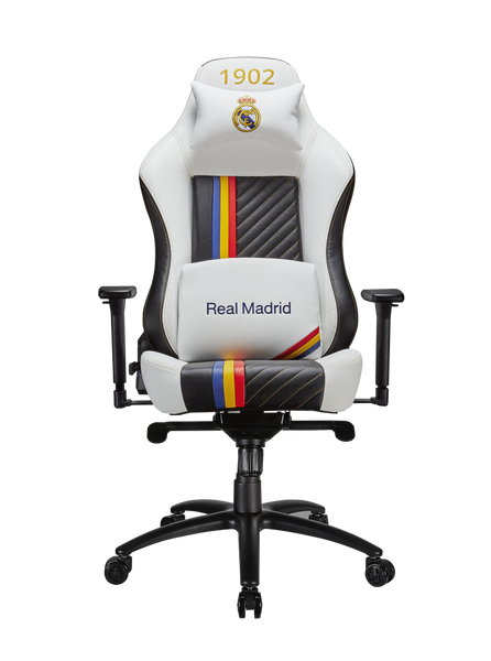 Tesoro Real Madrid Gaming Chair Www Tesorotec Com