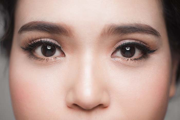 How To Do Eye Makeup For Brown Eyes Smoky Eye And Natural Eye