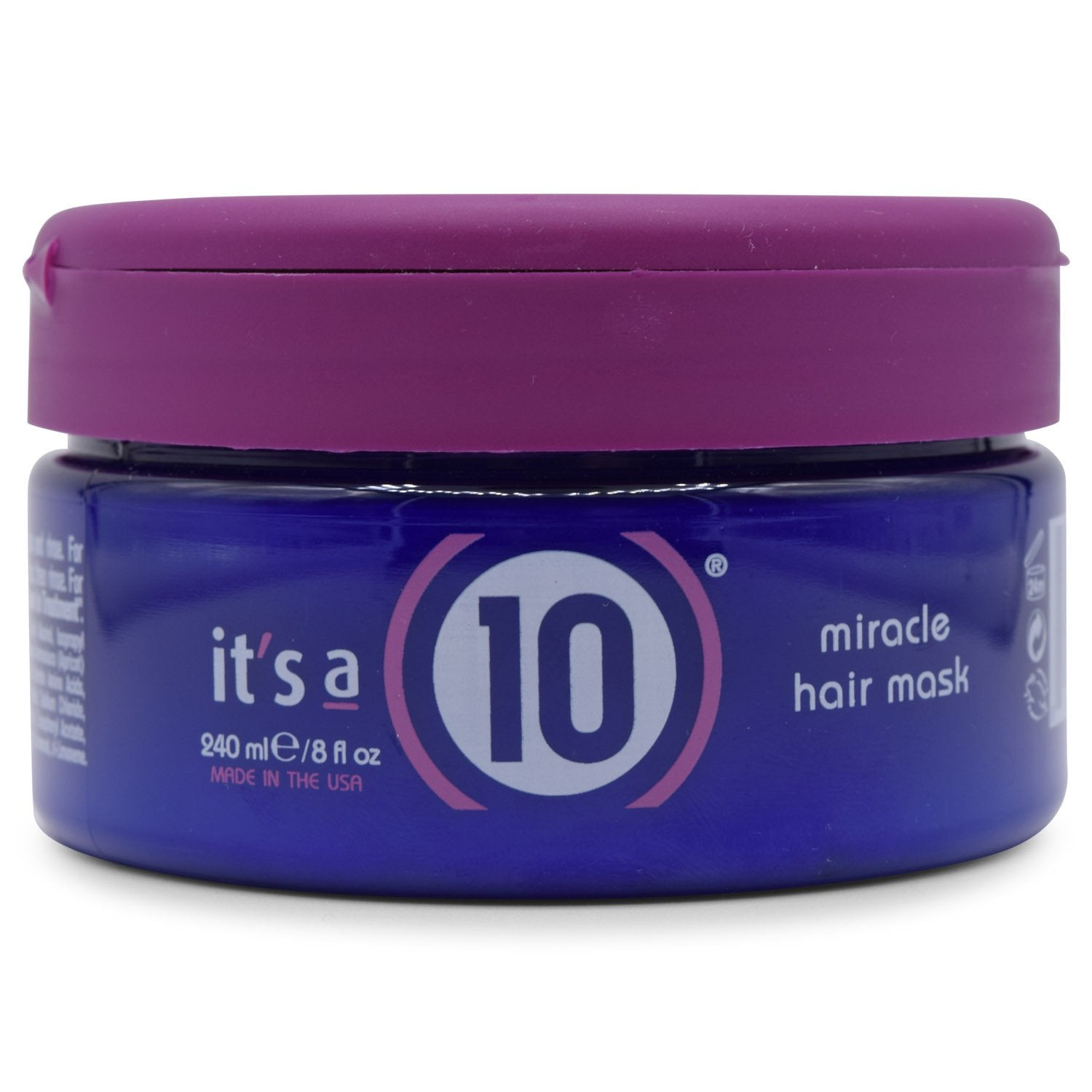 IT'S A 10 ~ Miracle Hair Mask ~ 8 fl oz