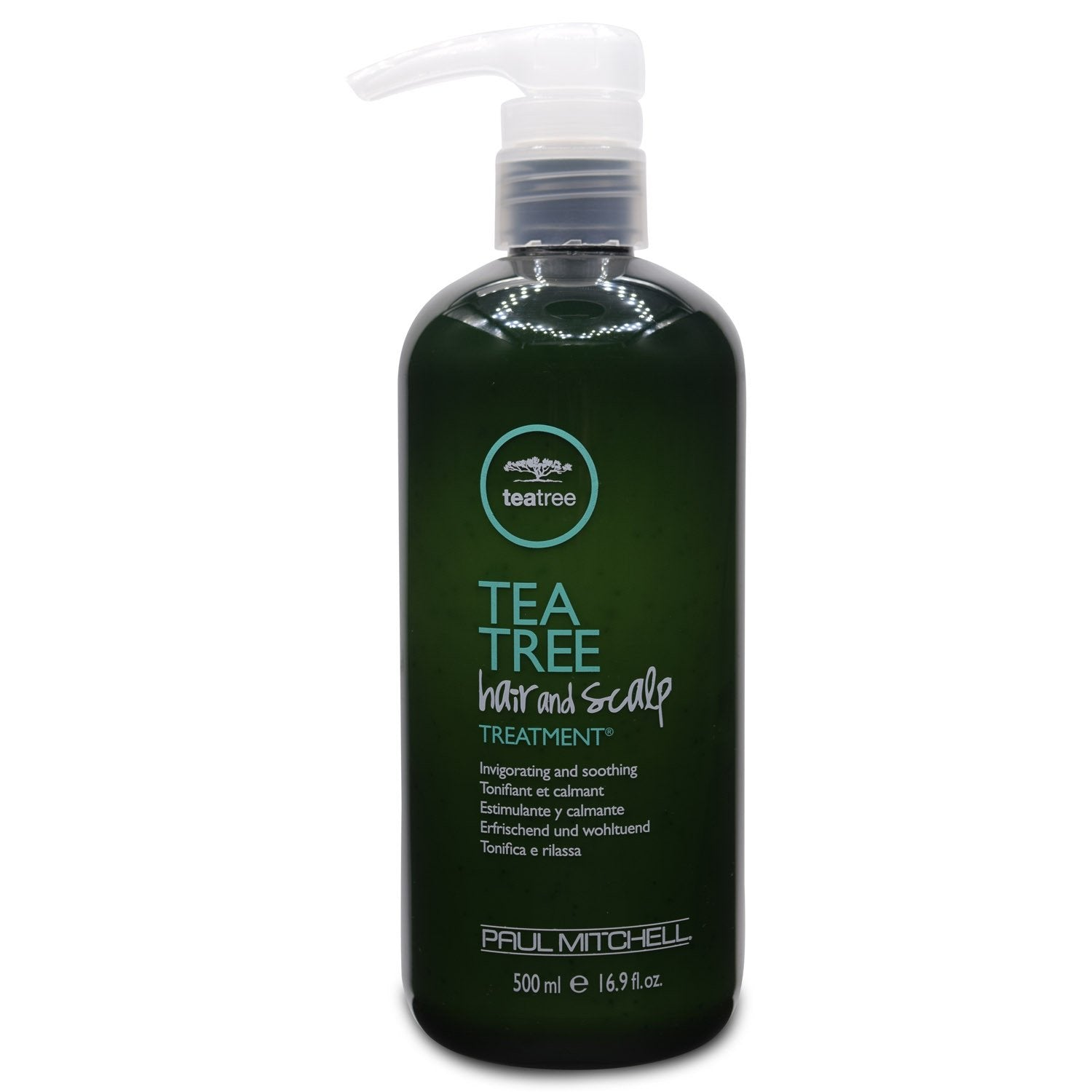 PAUL MITCHELL ~ TEA TREE ~ HAIR AND SCALP TREATMENT ~ 16.9 OZ