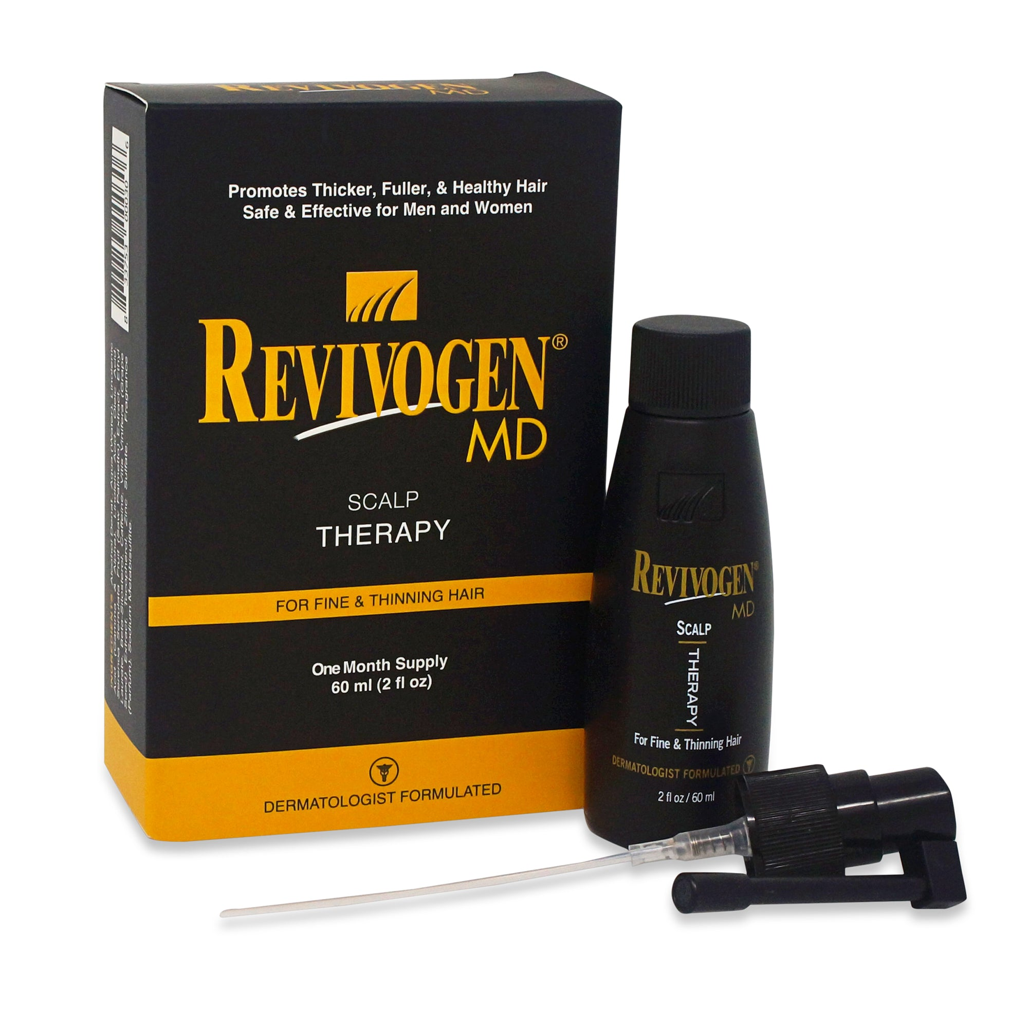 ADVANCED ~ REVIVOGEN MD SCALP THERAPY 1 MONTHS SUPPLY