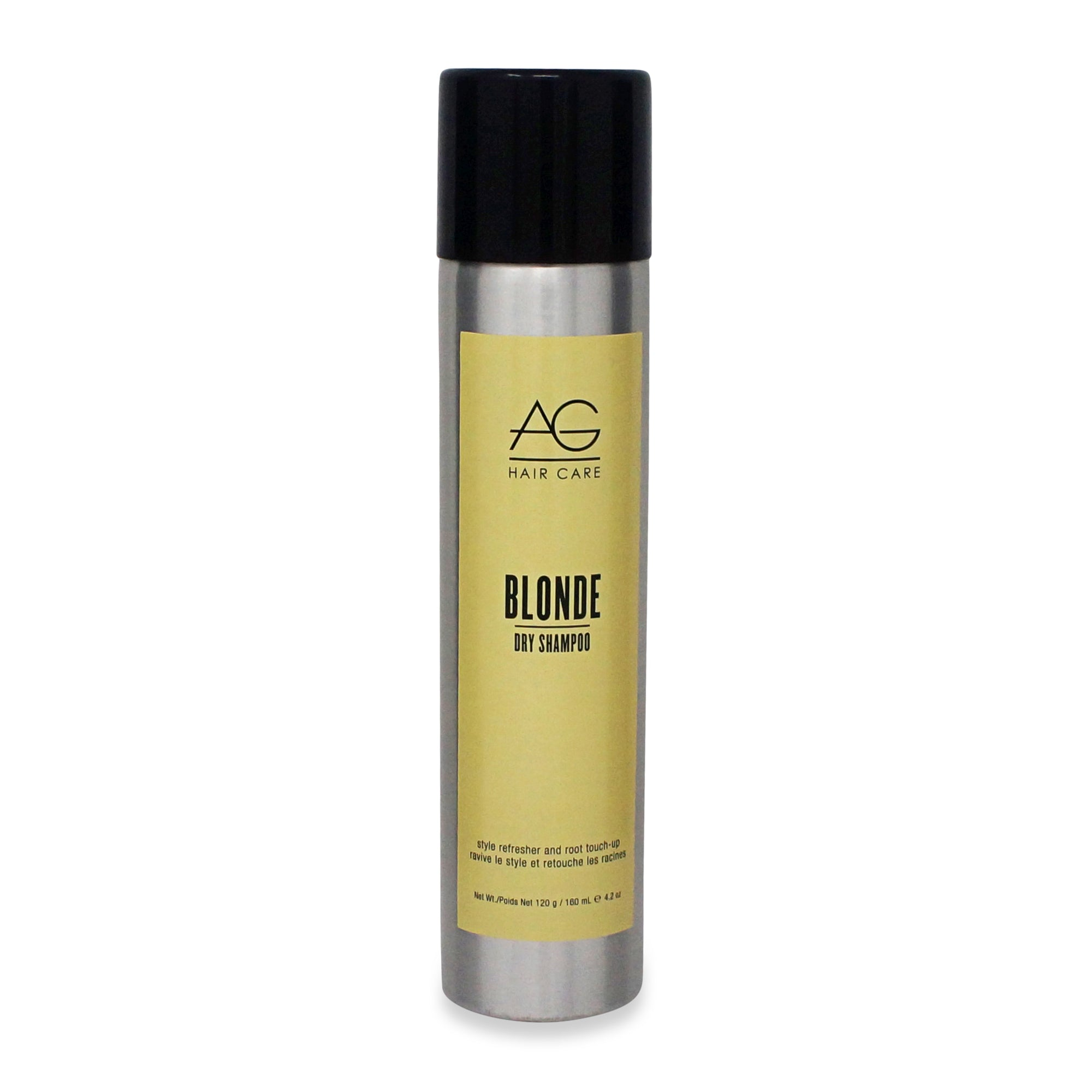 AGHAIR ~ DRY SHAMPOO ~ BLONDE STYLE REFRESHER AND ROOT TOUCH-UP