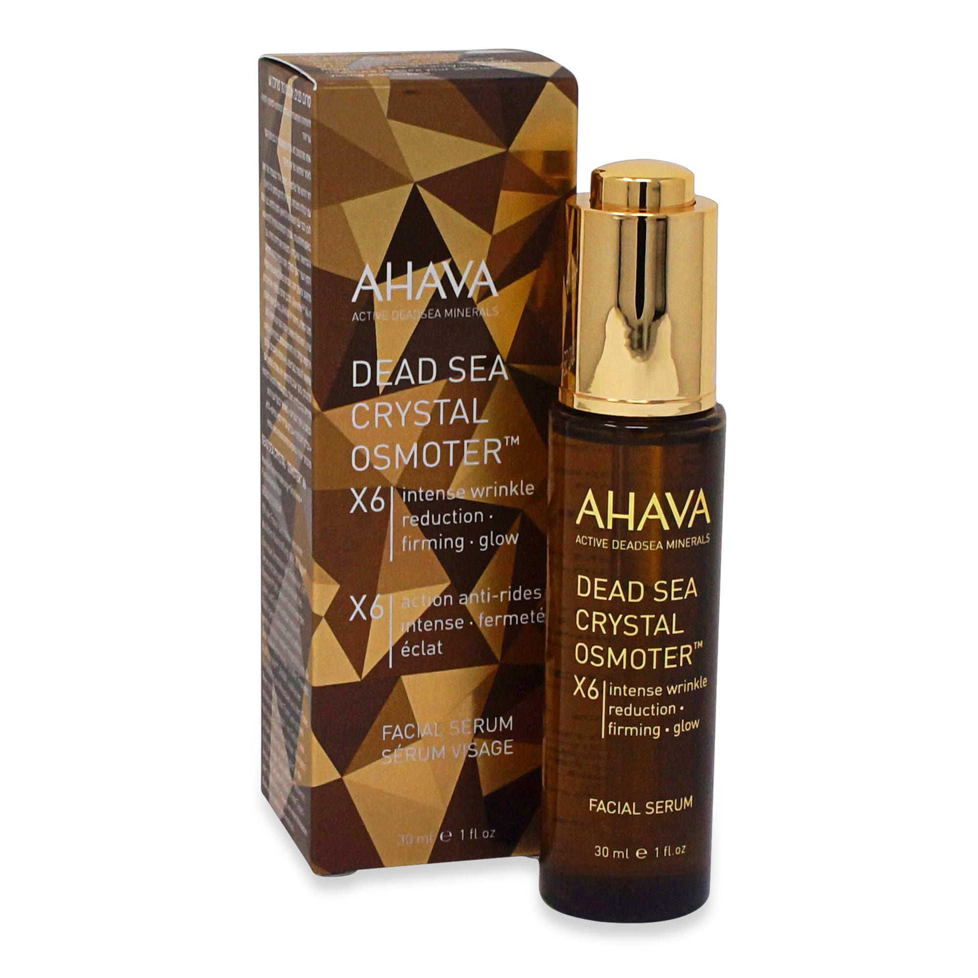 AHAVA ~ DEAD SEA CRYSTAL OSMOTER ~ 30ML