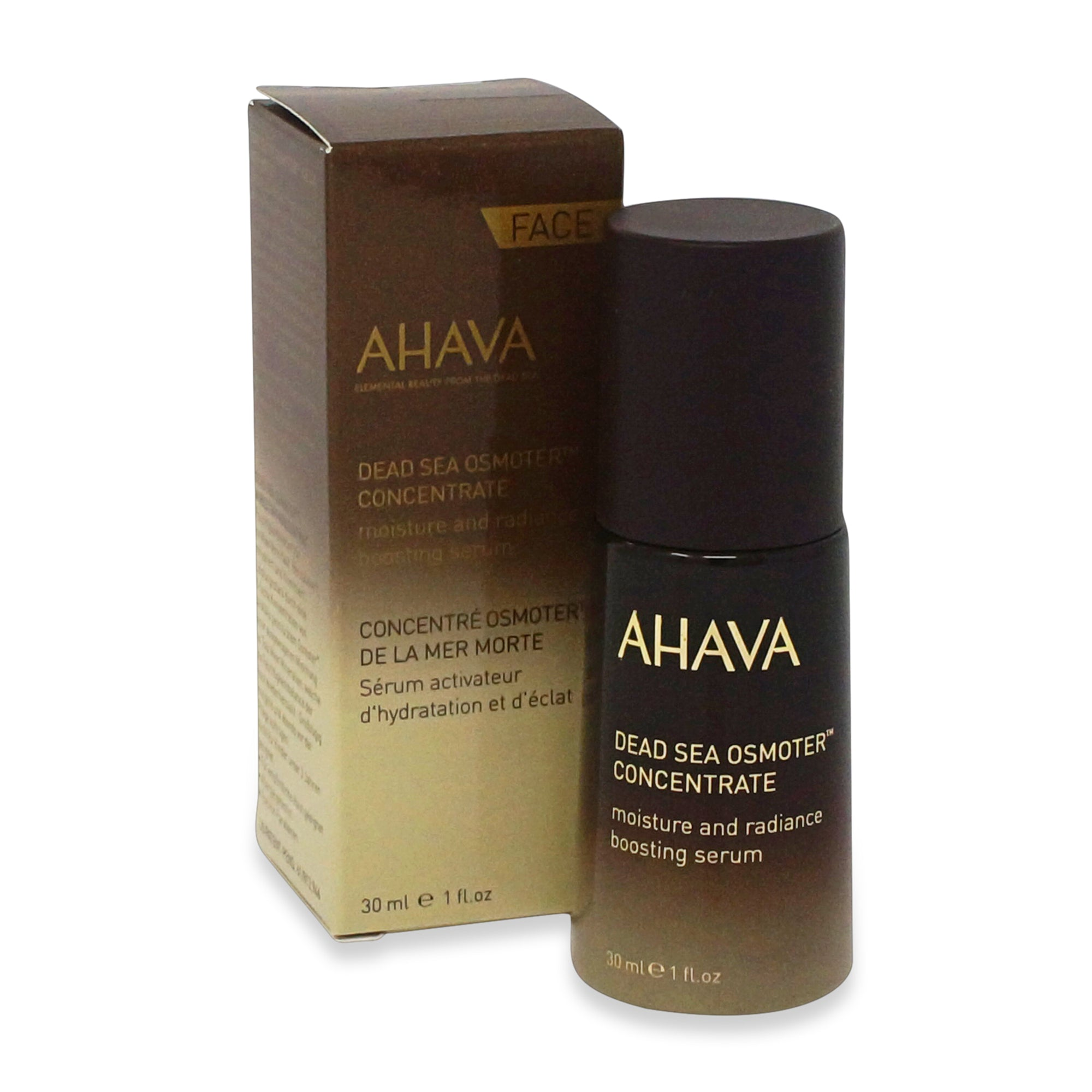 AHAVA ~ DEAD SEA OSMOTER CONCENTRATE  ~ 30ML