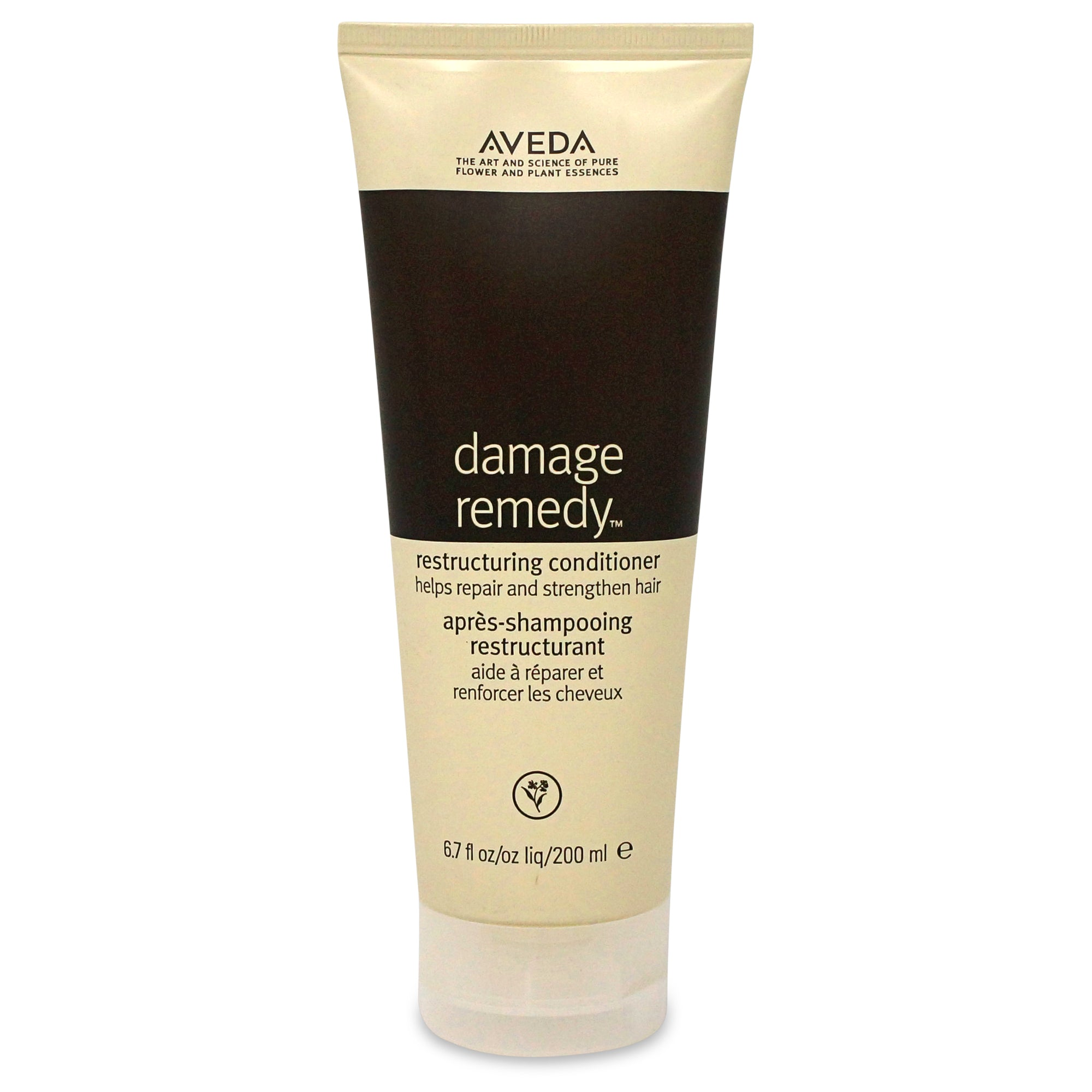 AVEDA ~ DAMAGE REMEDY RESTRUCTURING CONDITIONER ~ 6.7 OZ