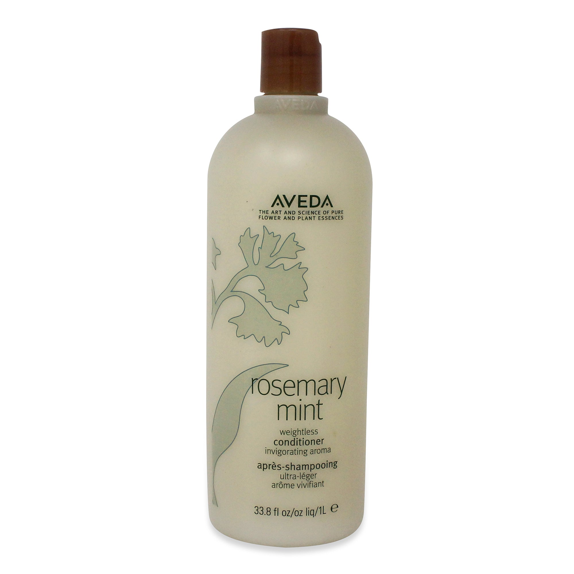 AVEDA ~ ROSEMARY MINT WEIGHTLESS CONDITIONER ~ 33.8 OZ - NEW 2019