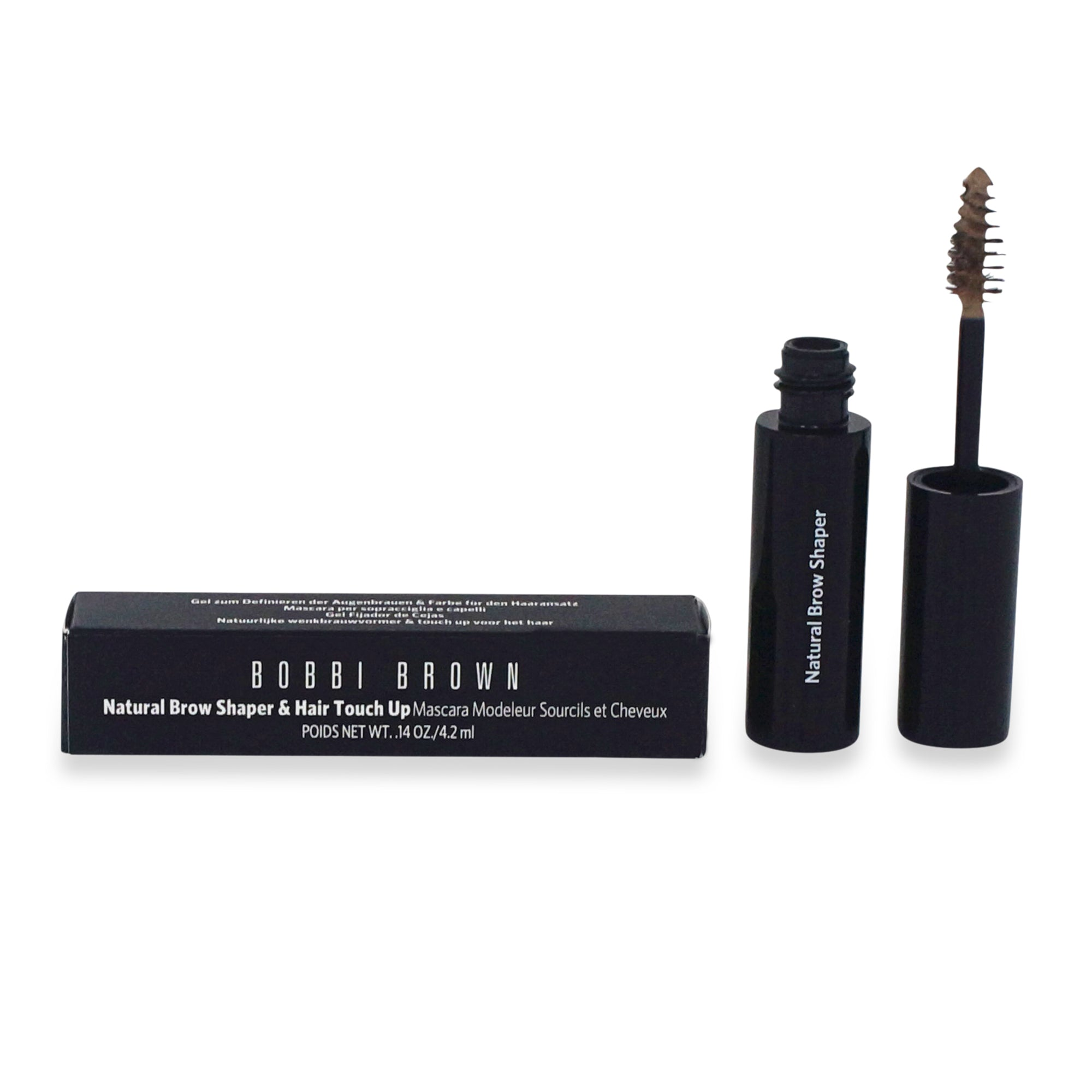 BOBBI BROWN ~ NATURAL BROW SHAPER & HAIR TOUCH UP ~ BLONDE ~ .14 OZ