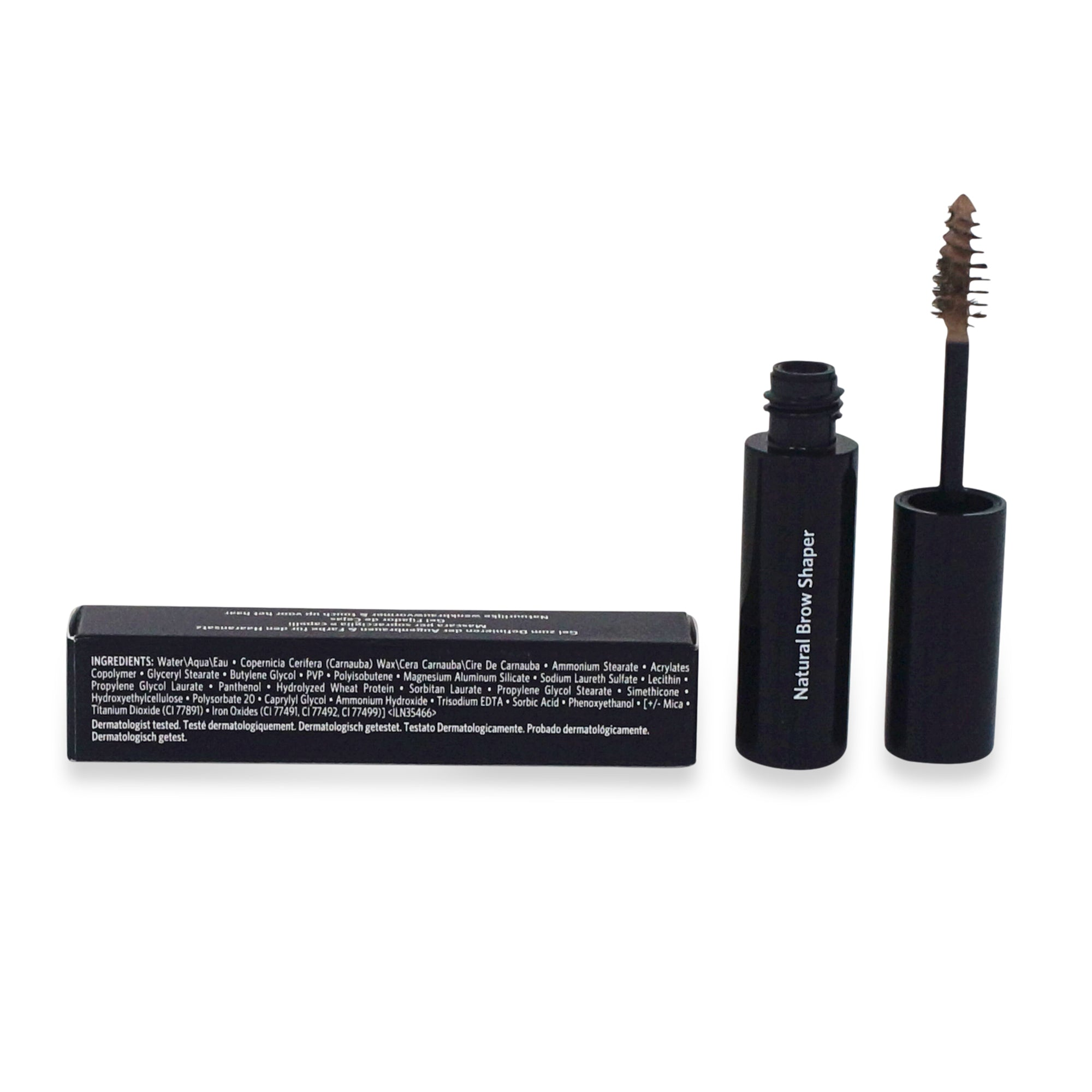 Bobbi Brown Natural Brow Shaper Hair & Touch Up Blonde .14 Oz