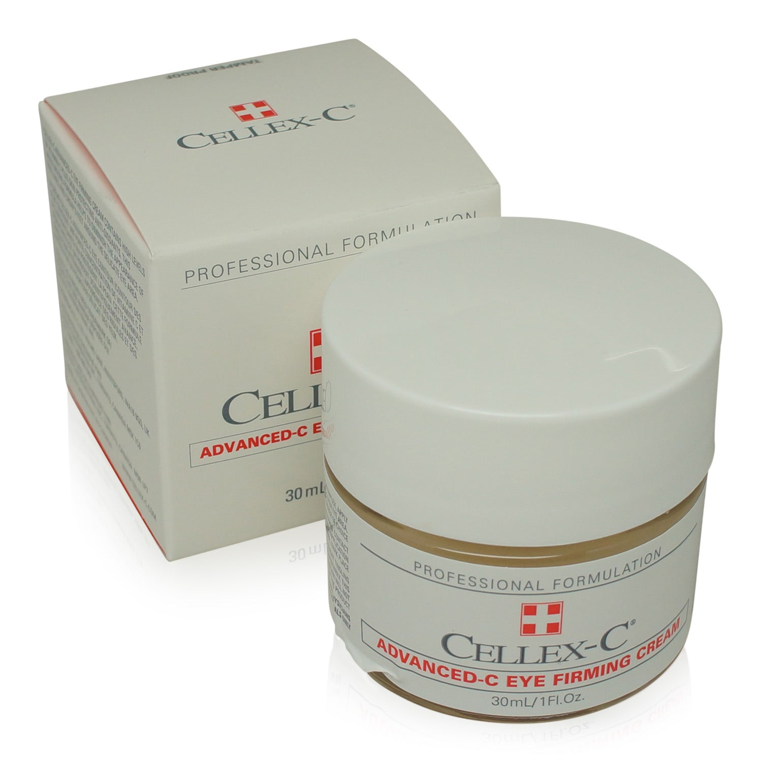 CELLEXC ~ ADVANCED-C EYE FIRMING CREAM ~ 1 fl oz