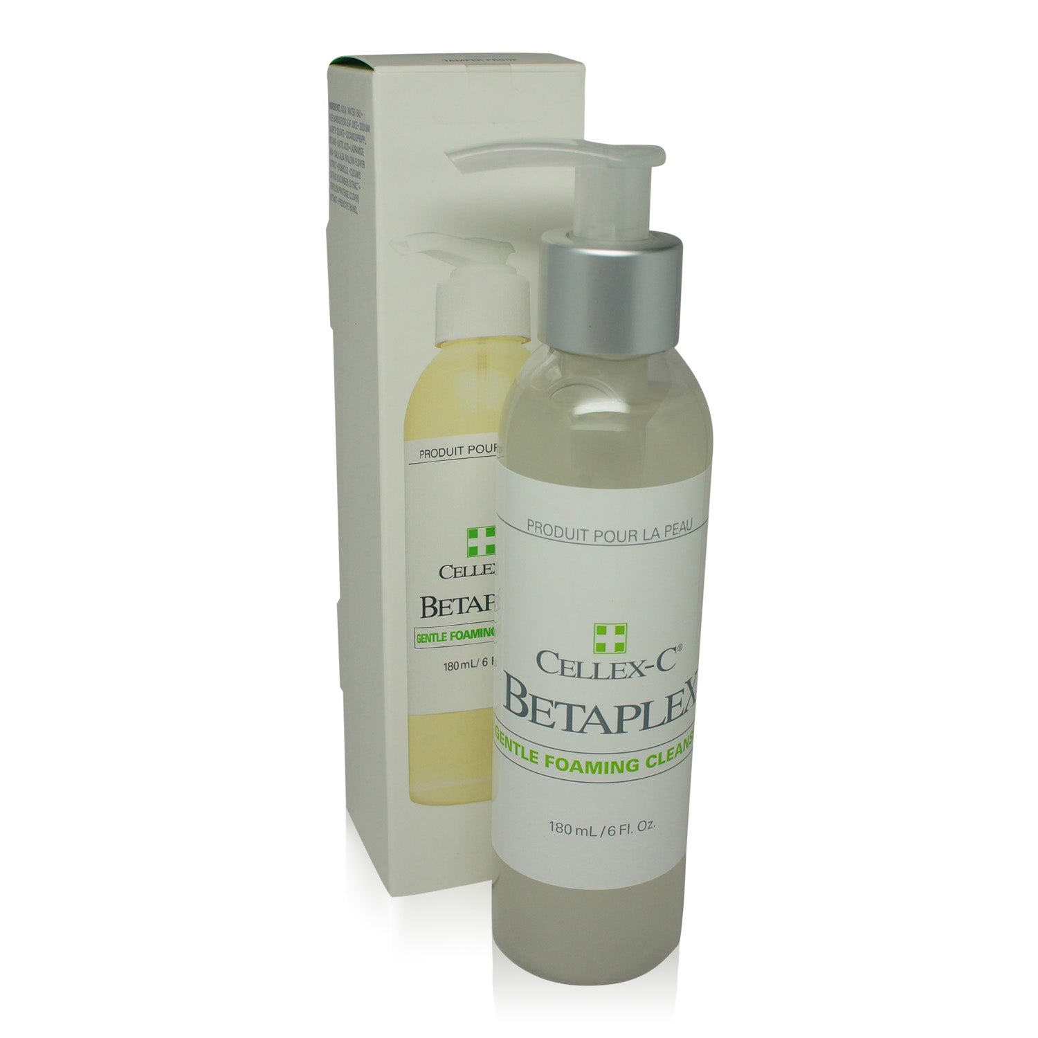 CELLEXC ~ BETAPLEX GENTLE FOAMING CLEANSER ~ 6 fl oz