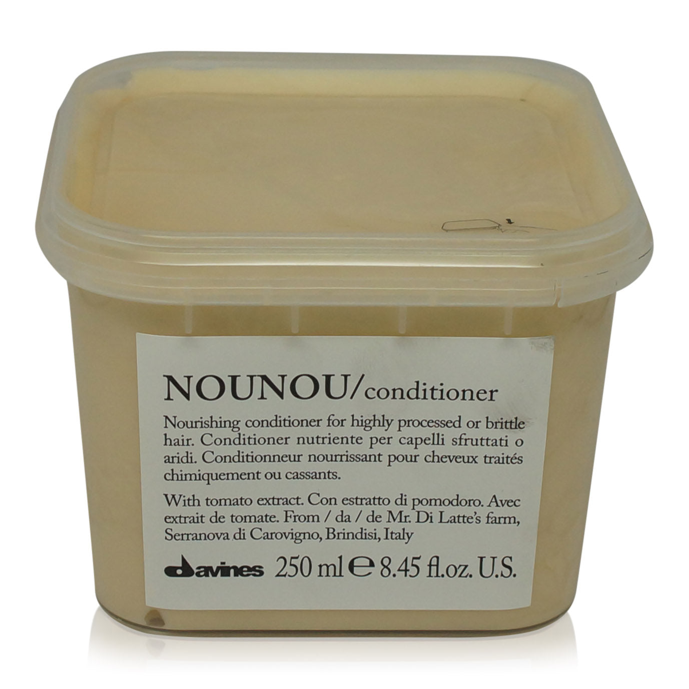 DAVINES ~ NOUNOU CONDITIONER ~ 250ML