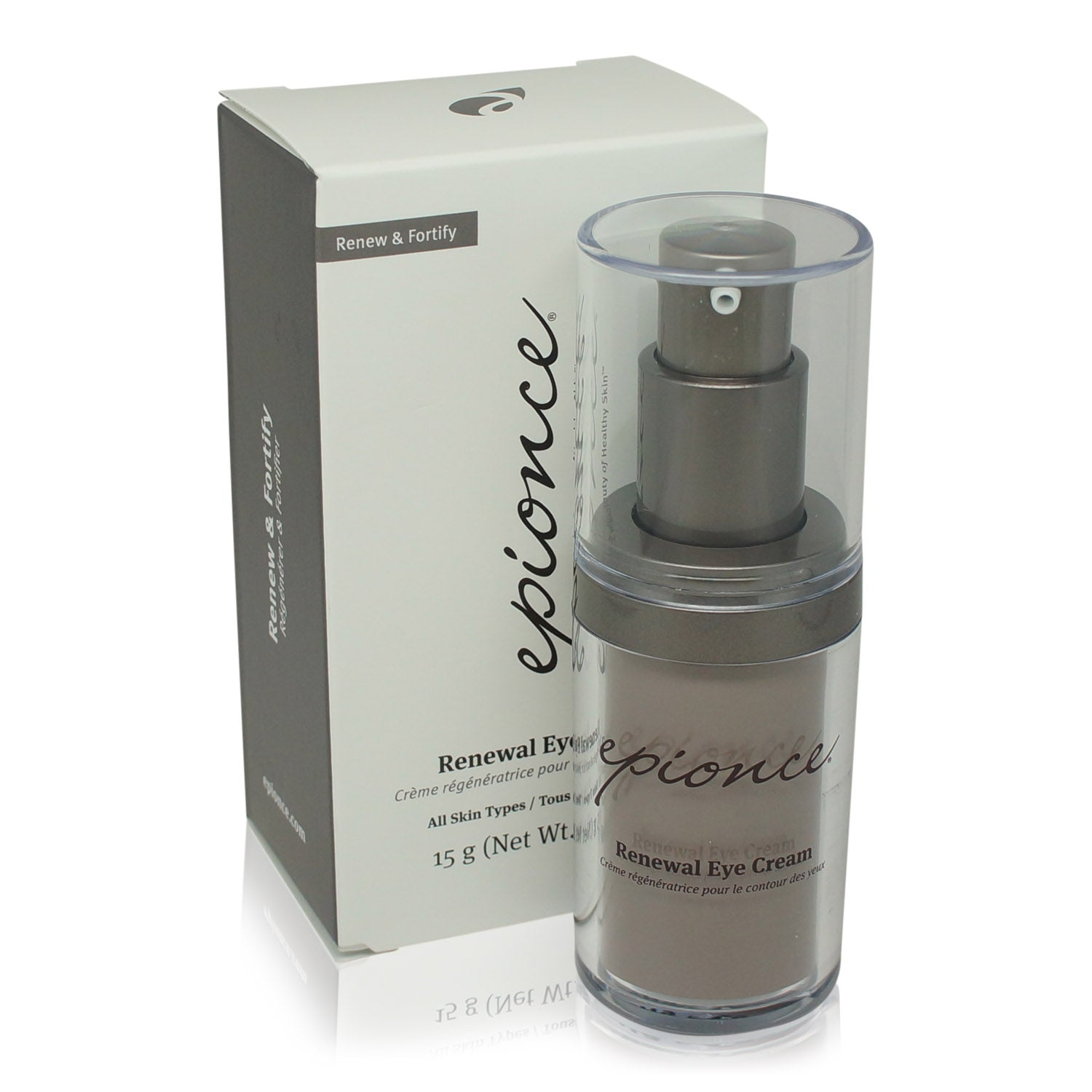 EPIONCE ~ RENEWAL EYE CREAM ~ 0.53 OZ