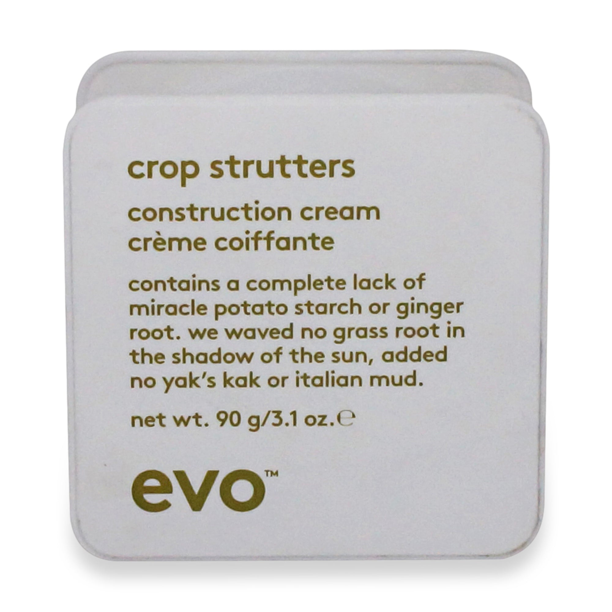 EVO ~ CROP STRUTTERS CONSTRUCTION CREAM - 3.4OZ