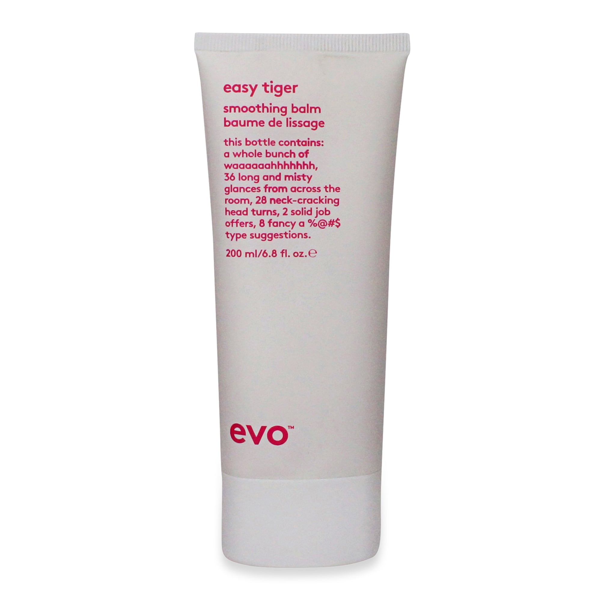 EVO ~ EASY TIGER SMOOTHING BALM ~ 6.8OZ