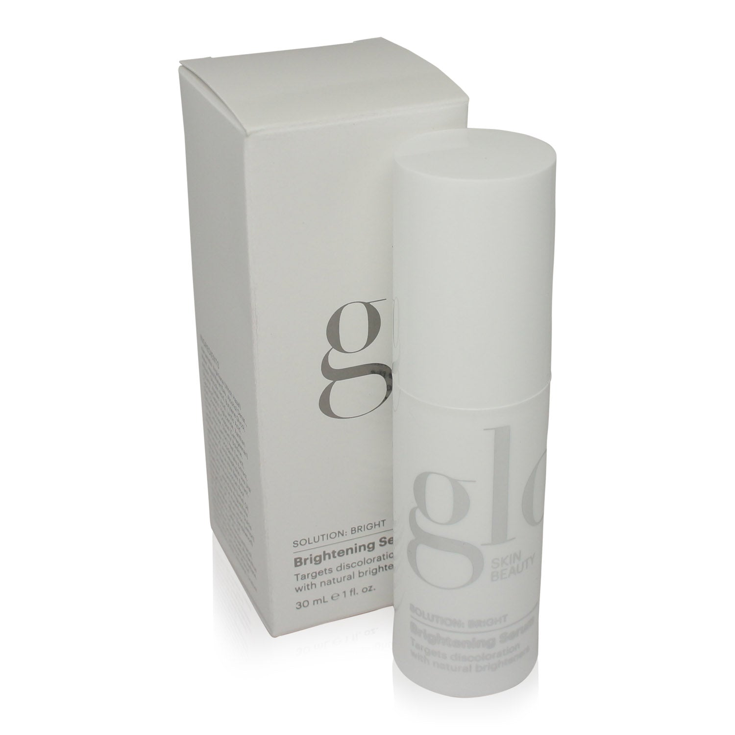 GLO SKIN ~ SOLUTION: BRIGHT SKIN ~ BRIGHTENING SERUM ~ 1FL OZ