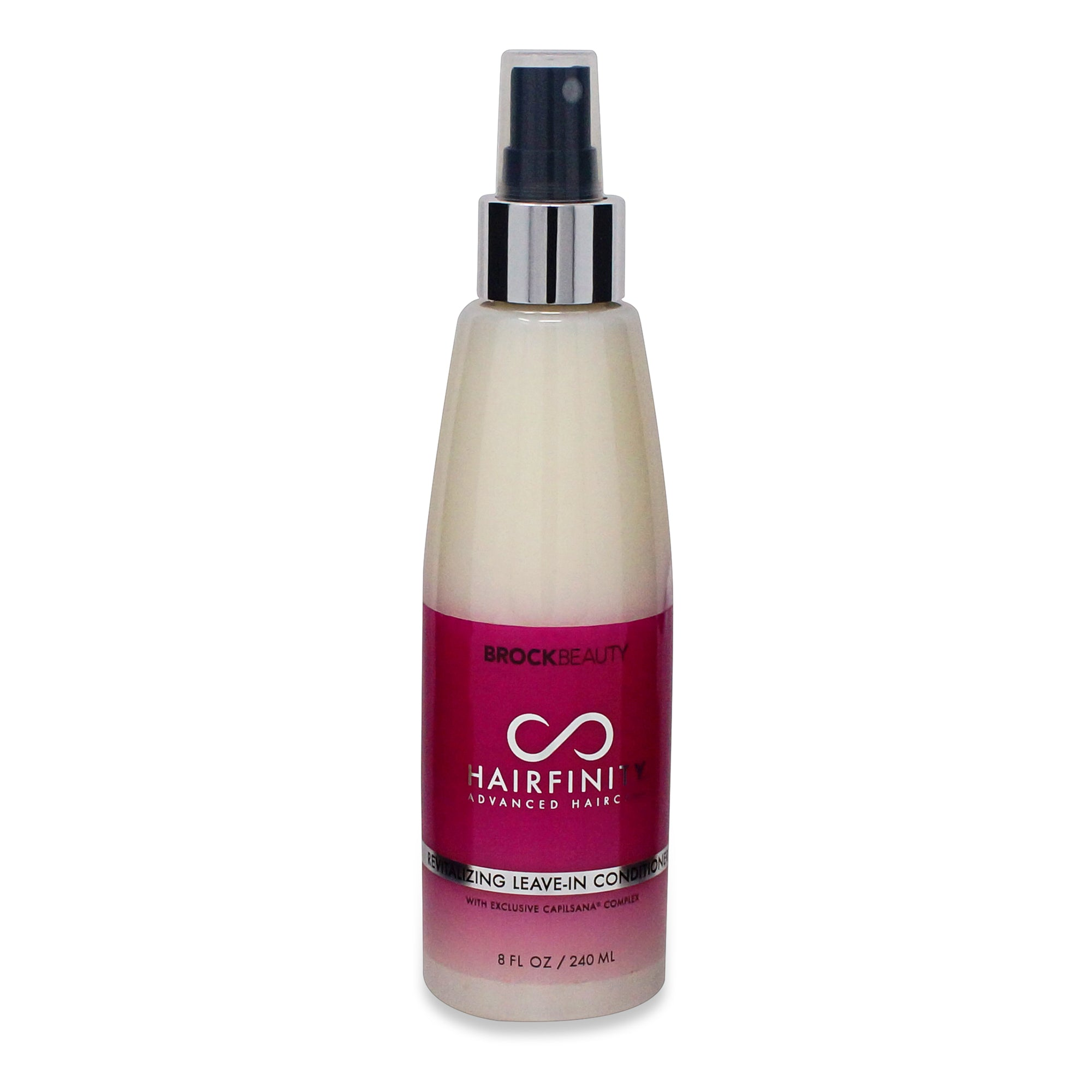 HAIRFINITY ~ REVITALIZING LEAVE-IN CONDITIONER ~ 8 oz