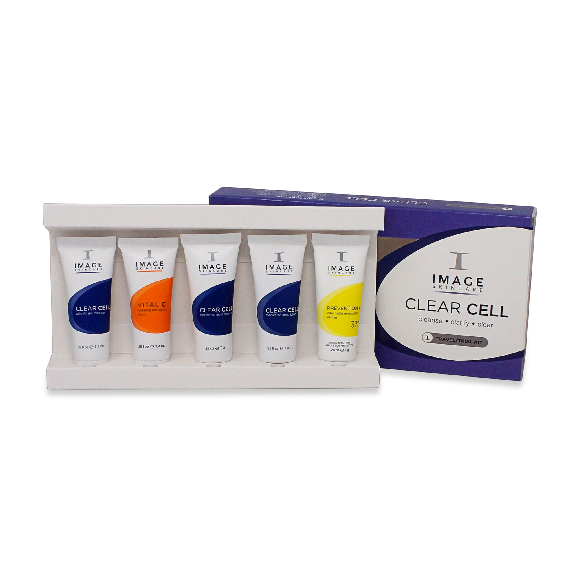 IMAGE ~ CLEAR CELL ~ TRIAL KIT