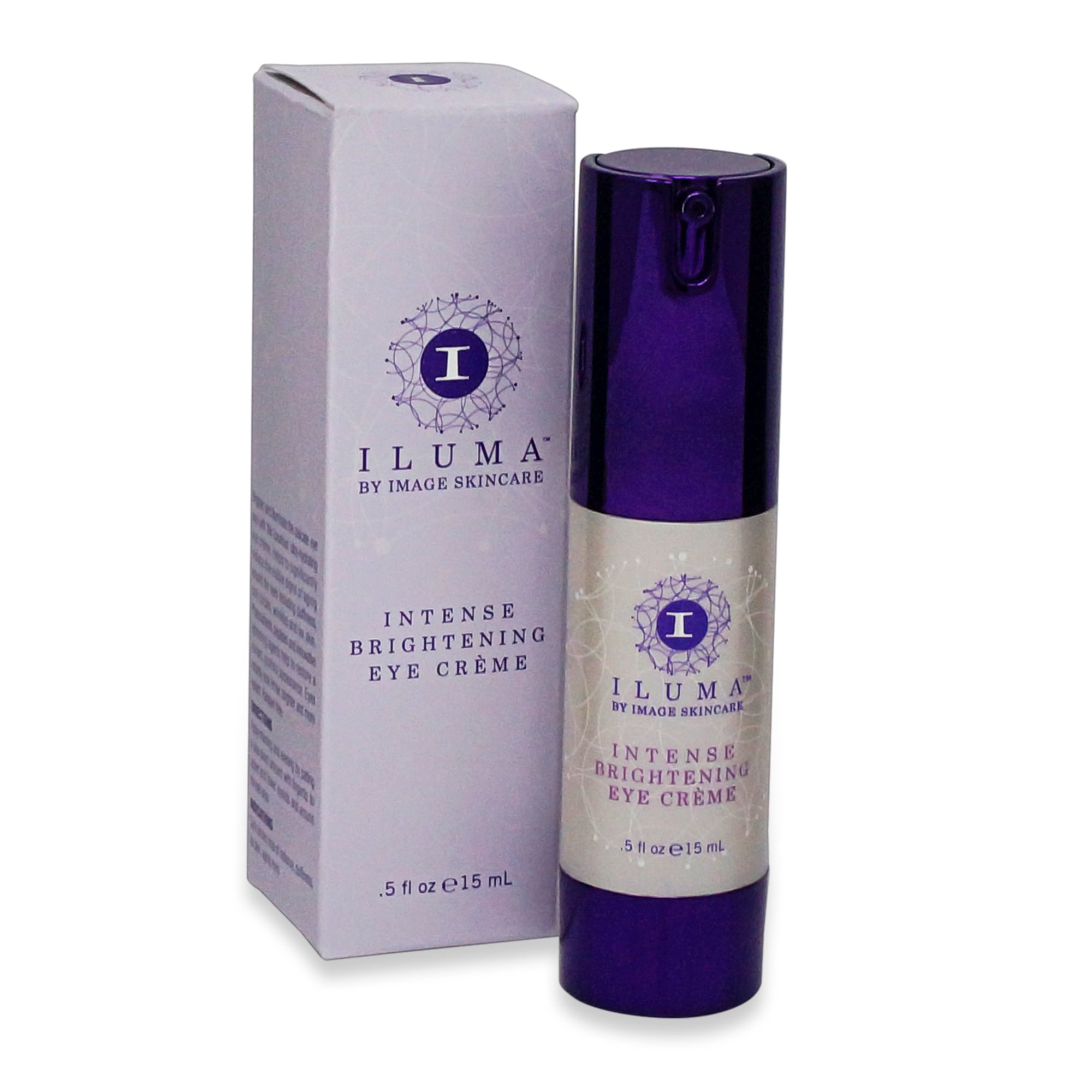 IMAGE ~ ILUMA ~  INTENSE BRIGHTENING EYE CREME ~ 0.5OZ