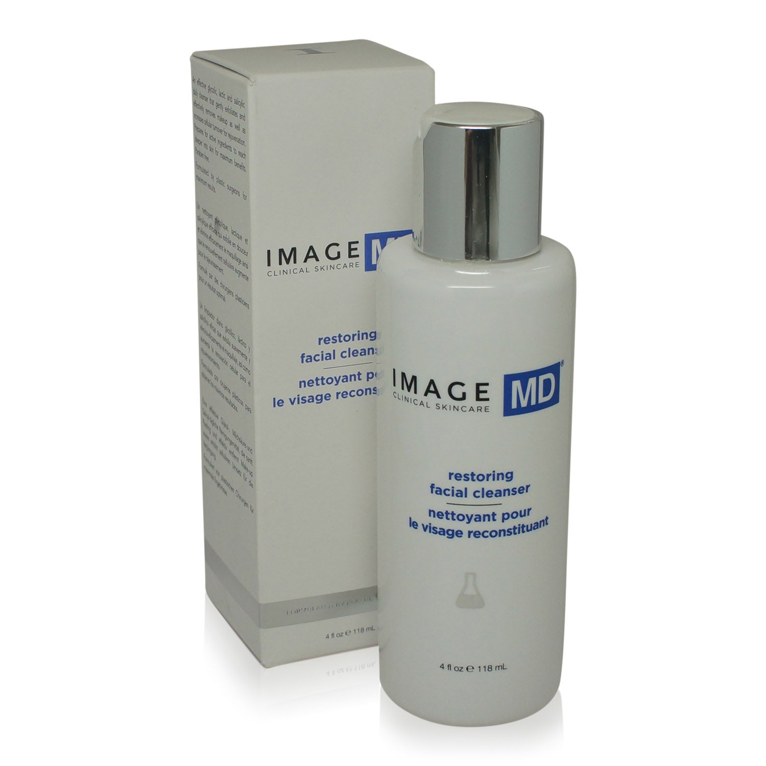 IMAGE ~ MD ~ RESTORING FACIAL CLEANSER ~ 4OZ