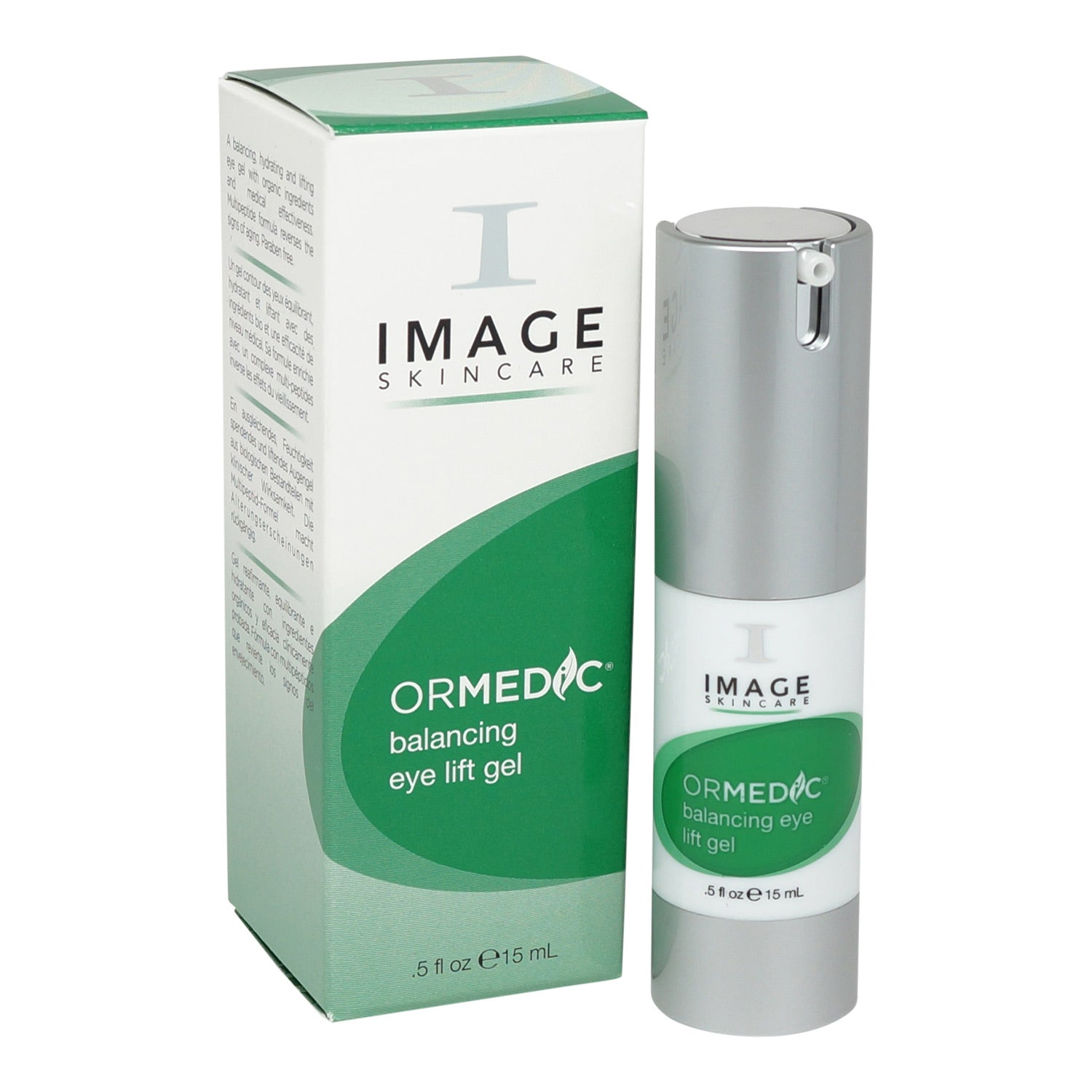 IMAGE ~ ORMEDIC ~ BALANCING EYE LIFT GEL ~ 0.5OZ