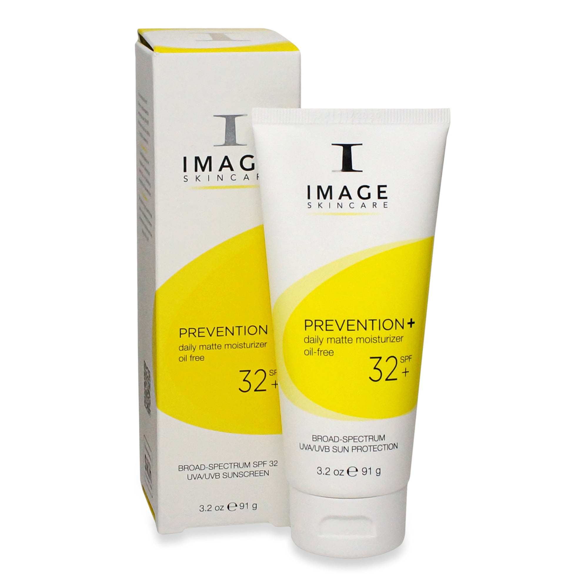 IMAGE ~ PREVENTION+ ~ DAILY MATTE MOISTURIZER SPF 32+ ~ 3.2OZ