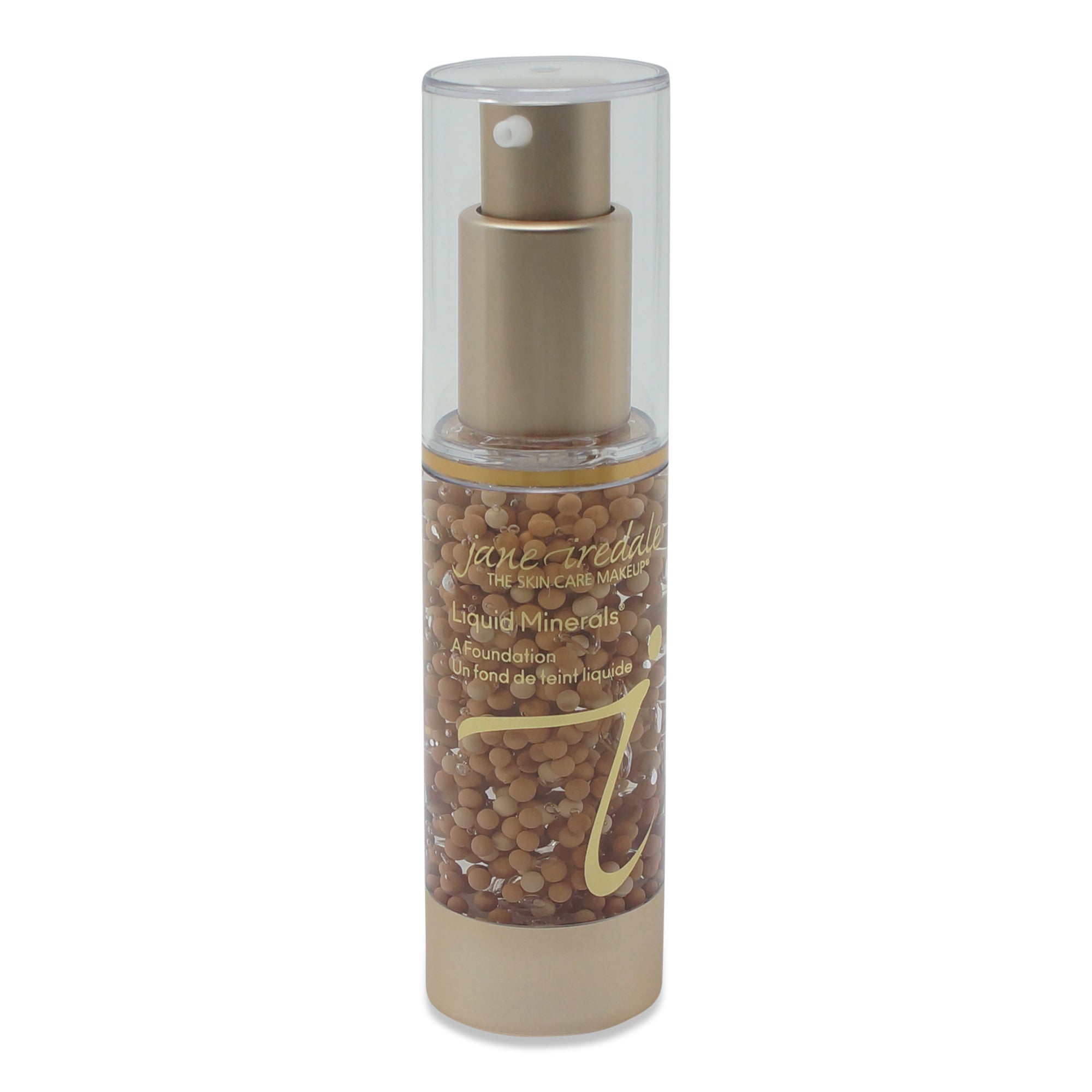 jane iredale Liquid Minerals A Foundation Suntan 1.01 Oz