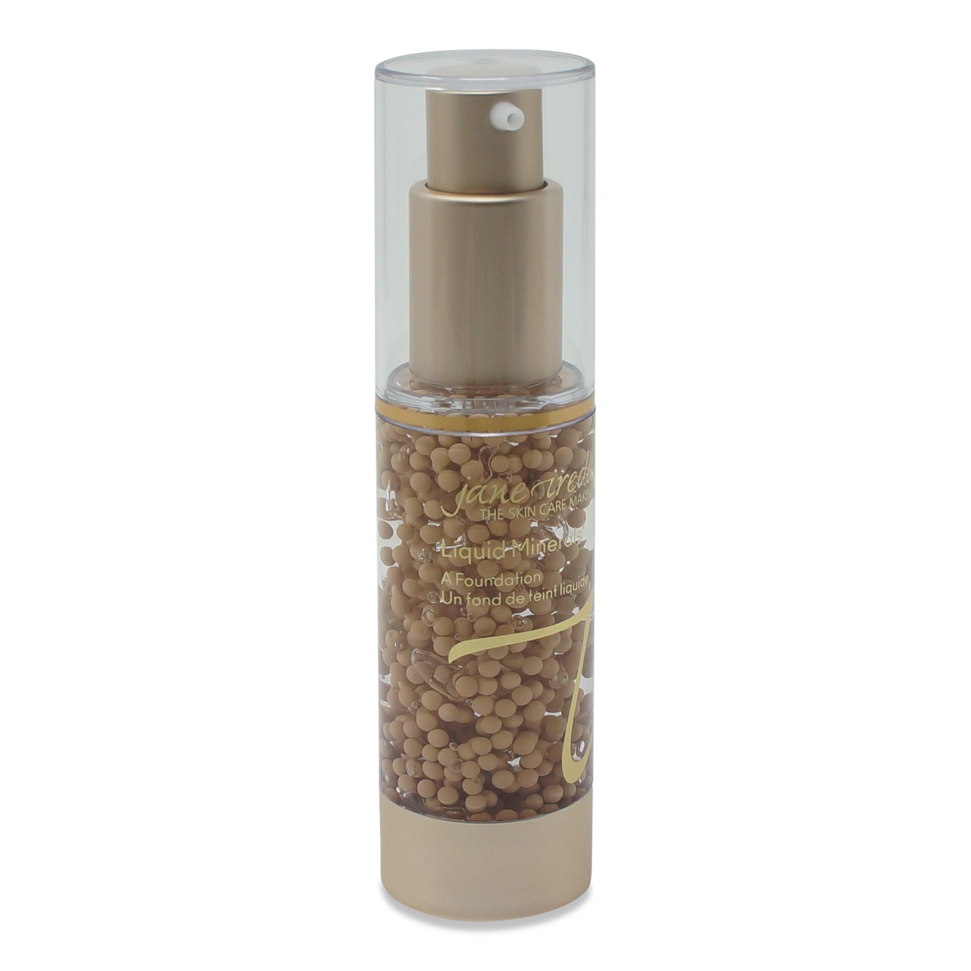 jane iredale Liquid Minerals A Foundation Warm Silk 1.01 Oz