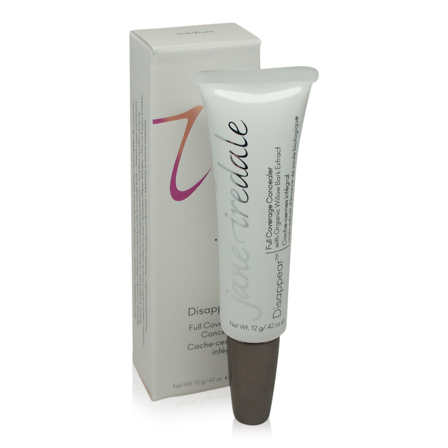 JANE IREDALE ~ DISAPPEAR CONCEALER MEDIUM ~ .42 oz