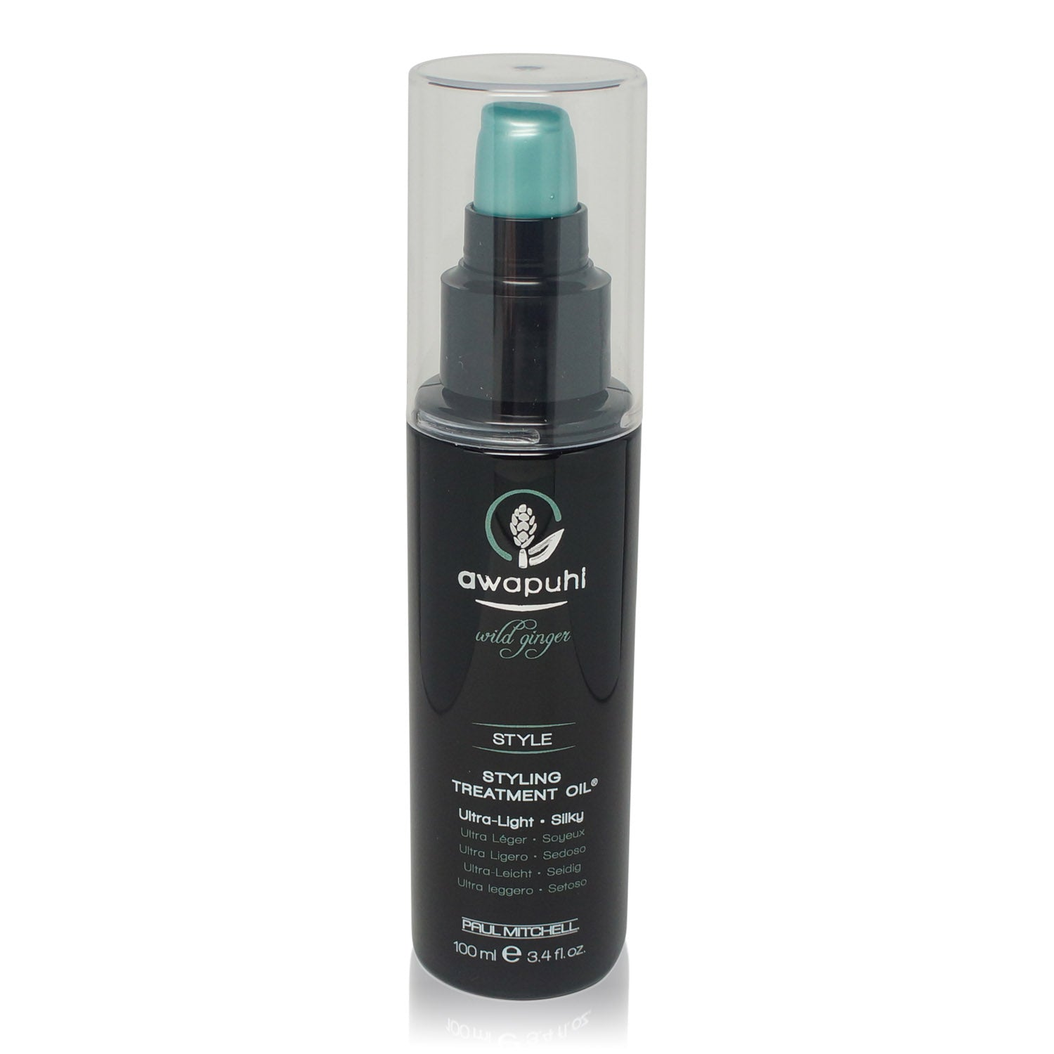 PAUL MITCHELL ~ AWAPUHI WILD GINGER ~ STYLING TREATMENT OIL ~ 3.4OZ