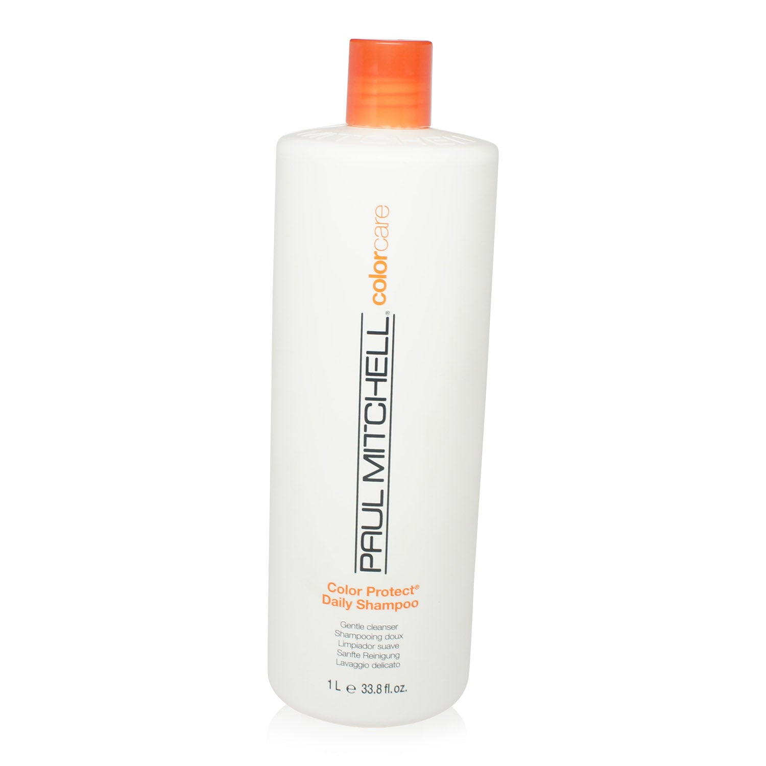 Paul Mitchell Color Protect Daily Shampoo Liter Lala Daisy