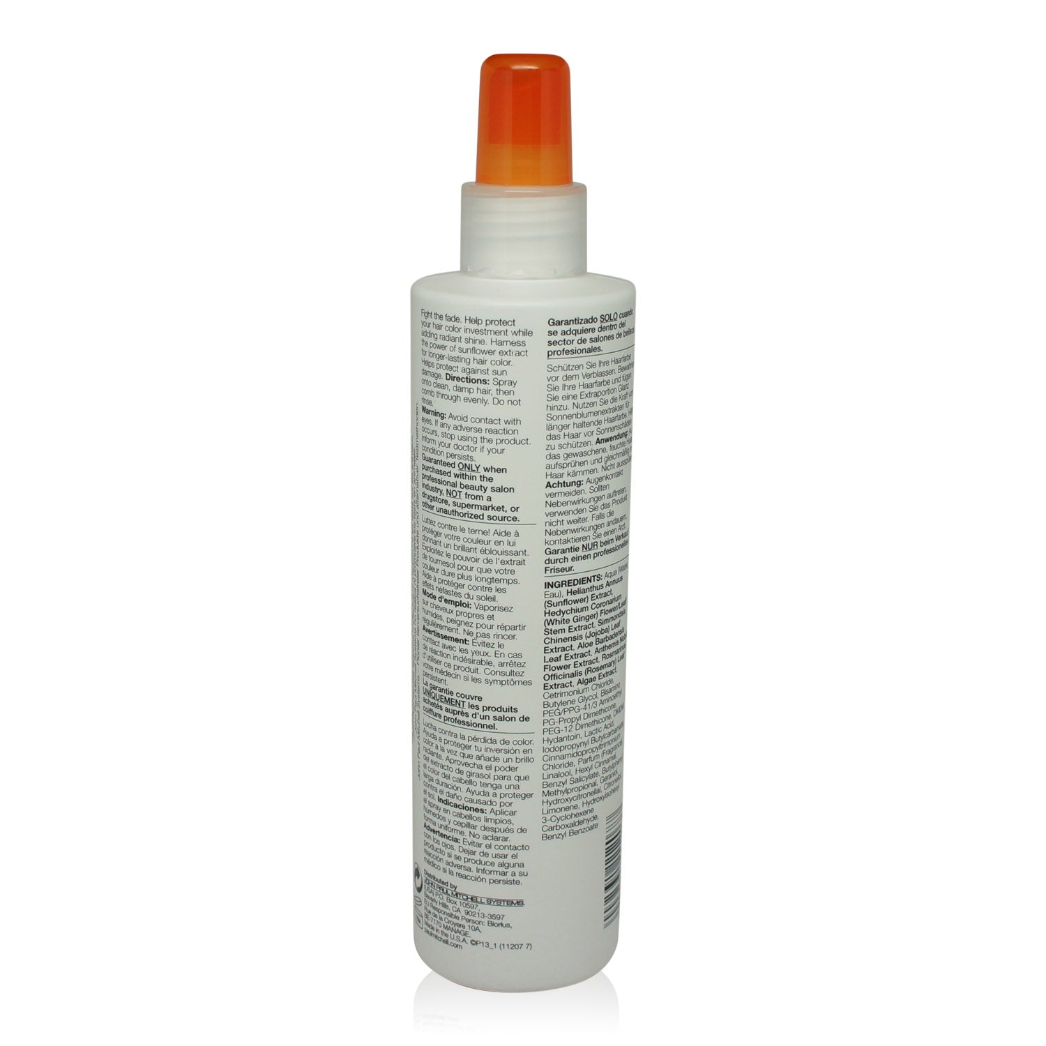 Paul Mitchell Color Protect Locking Spray 8.5 oz.
