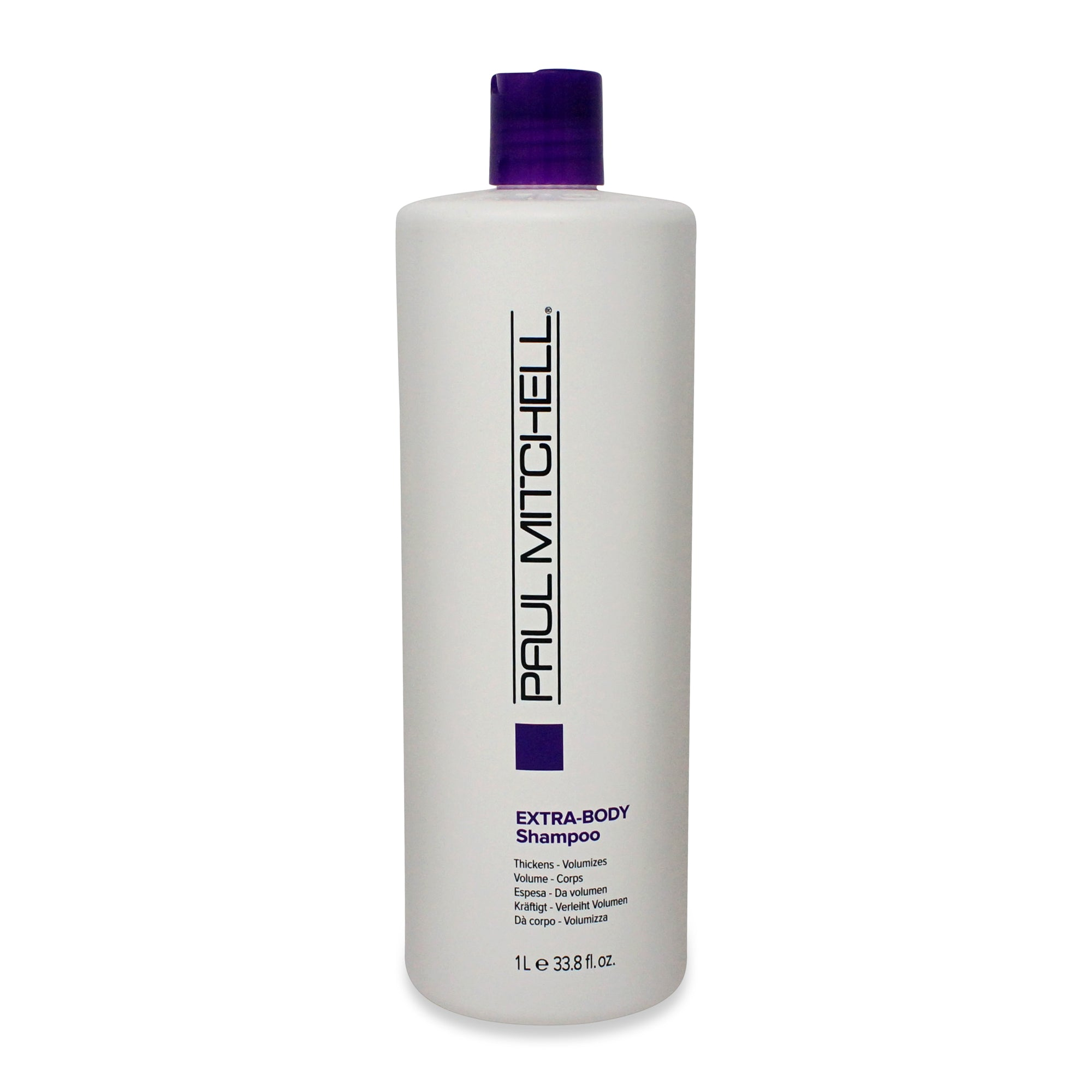 PAUL MITCHELL ~ EXTRA-BODY ~ SHAMPOO ~ 33.8 OZ / 1000 ML