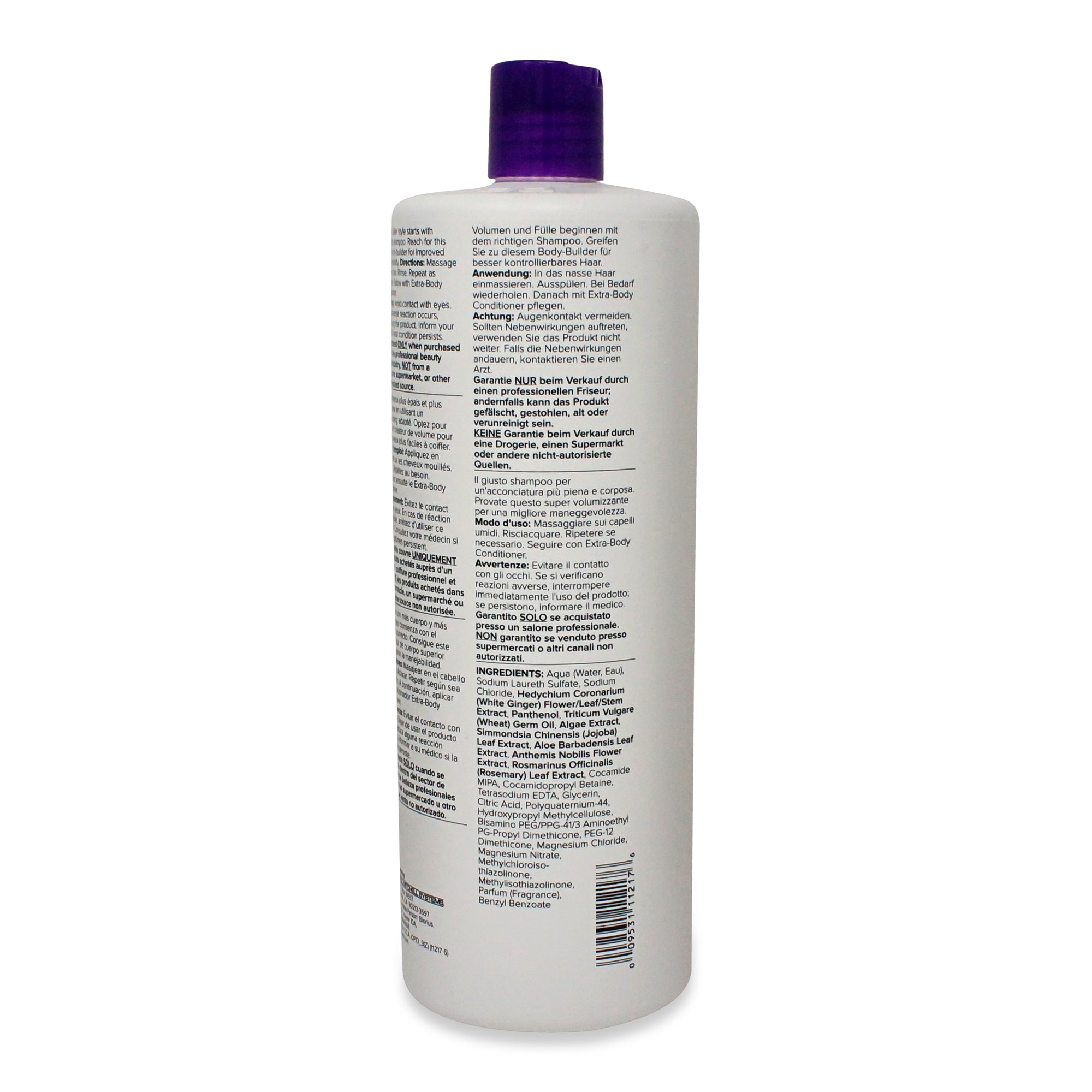 Paul Mitchell ExtraBody Daily Shampoo 33.8 oz.
