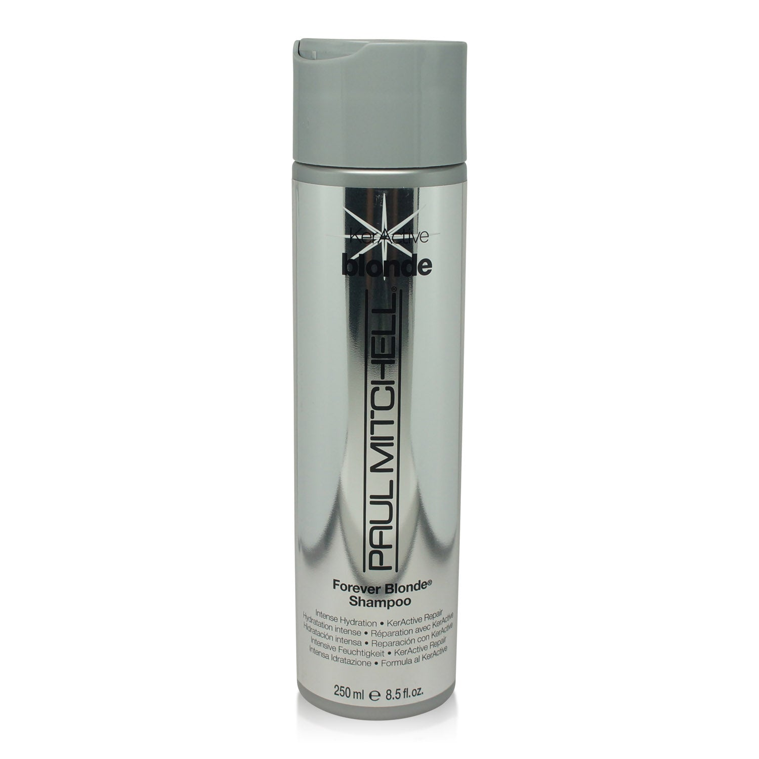 PAUL MITCHELL ~ BLONDE ~ FOREVER BLONDE SHAMPOO ~  8.5 OZ / 250 ML