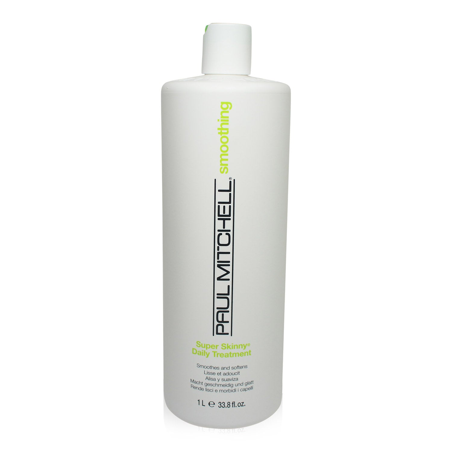 PAUL MITCHELL ~ SMOOTHING ~ SUPER SKINNY CONDITIONER ~ 33.8 OZ