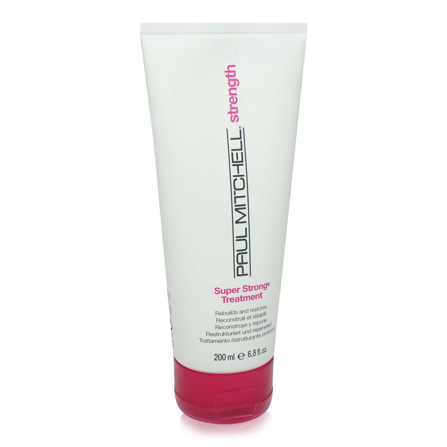 PAUL MITCHELL ~ SUPER STRONG ~ LIQUID TREATMENT ~ 6.8 OZ