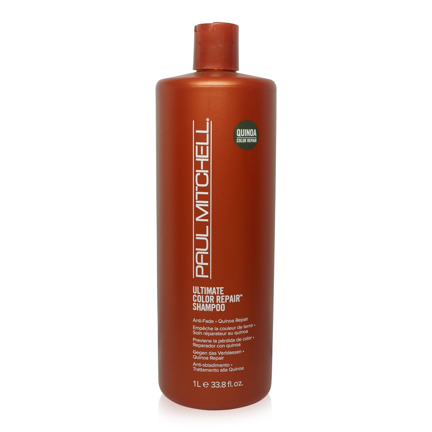 PAUL MITCHELL ~ ULTIMATE COLOR ~ REPAIR SHAMPOO ~ 33.8 OZ