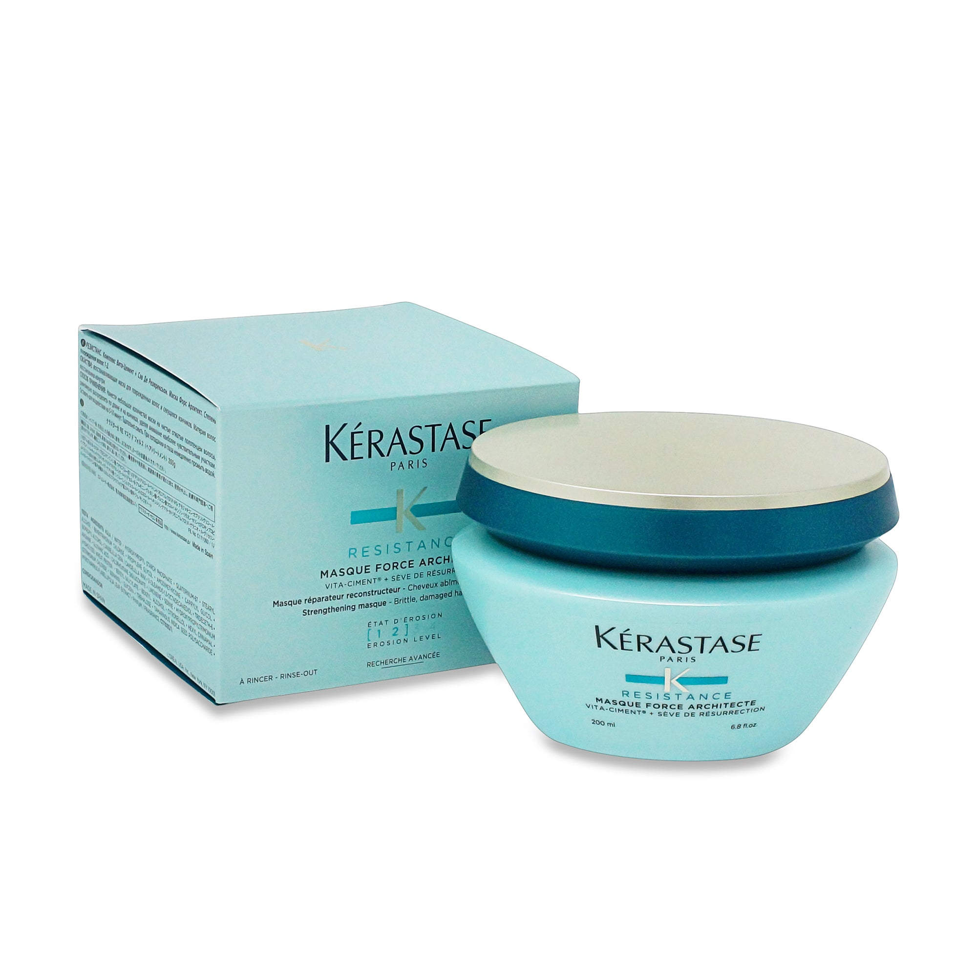 KERASTASE ~ RESISTANCE ~ MASQUE FORCE ARCHITECTE ~ 200ML