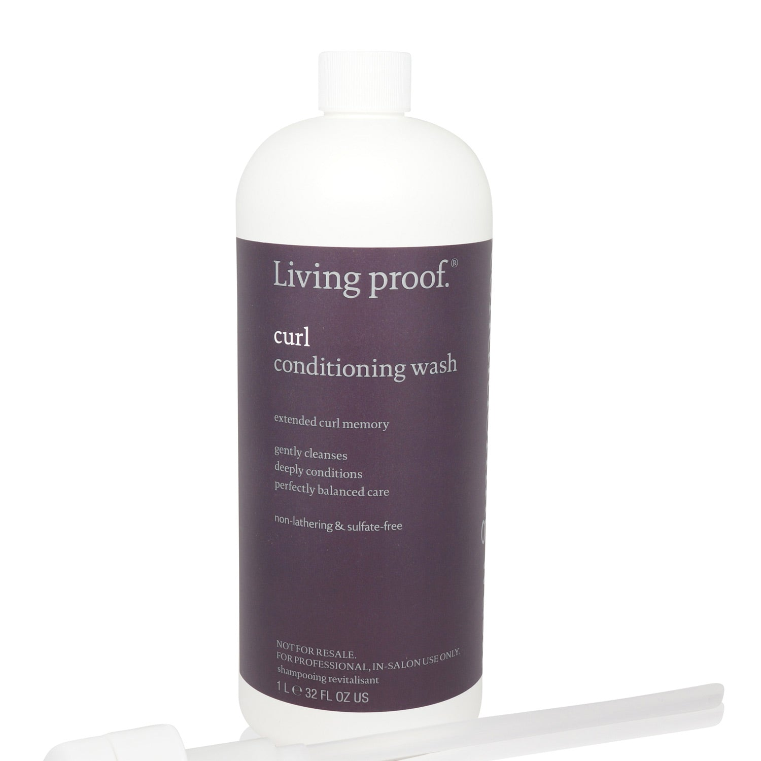 LIVING PROOF ~ CURL ~ CONDITIONING WASH ~ LITER