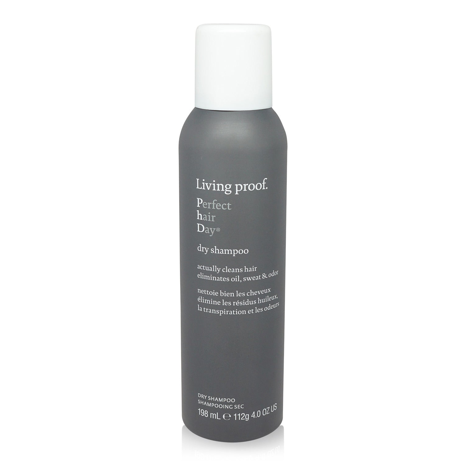 LIVING PROOF ~ PERFECT HAIR DAY (PHD) ~ DRY SHAMPOO~  4OZ (AEROSOL)