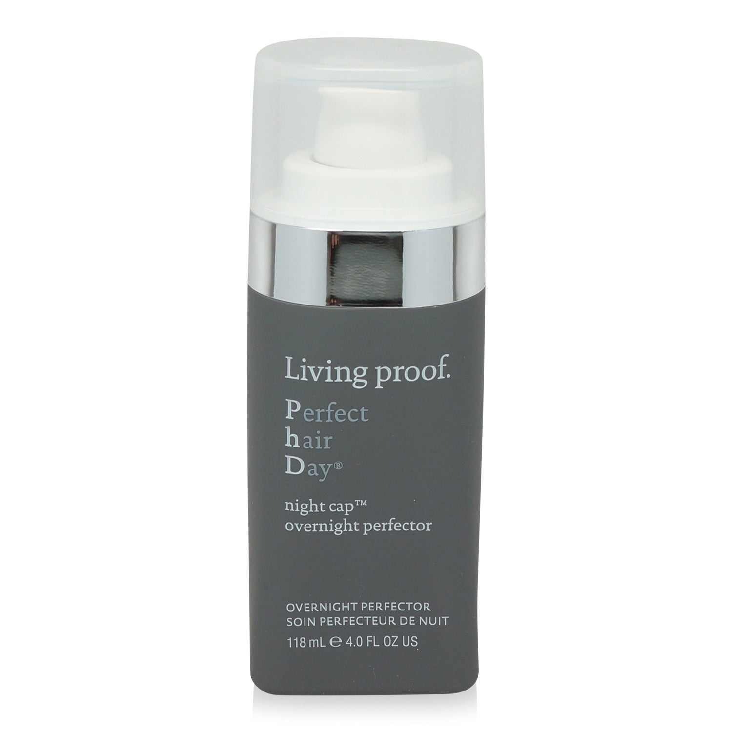 LIVING PROOF ~ PERFECT HAIR DAY (PHD) ~ NIGHT CAP OVERNIGHT PERFECTOR ~ 4 OZ