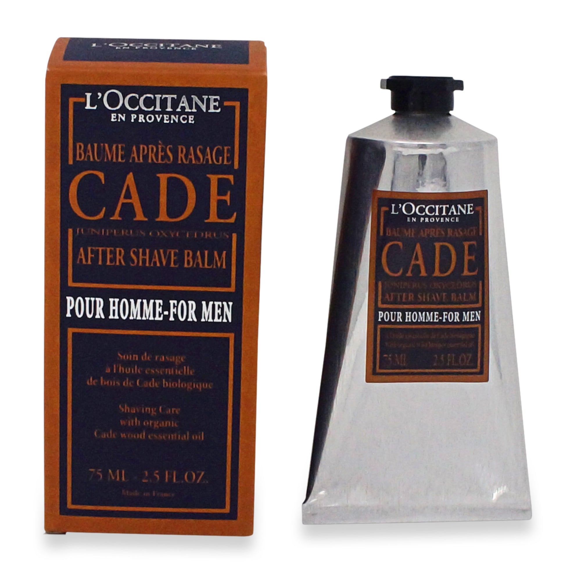 LOCCITANE ~ AFTER SHAVE BALM ~ 75ML