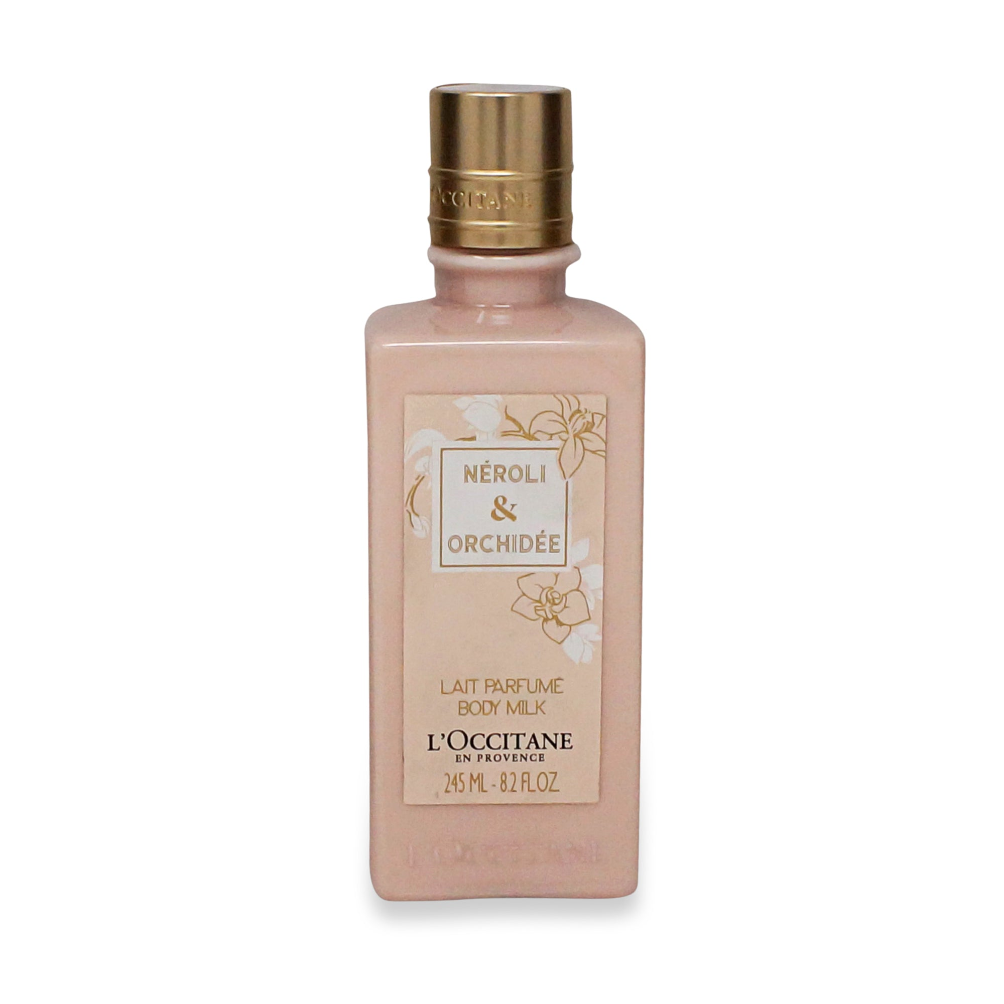 LOCCITANE ~ NEROLI & ORCHIDEE BODY MILK ~ 8.2 OZ