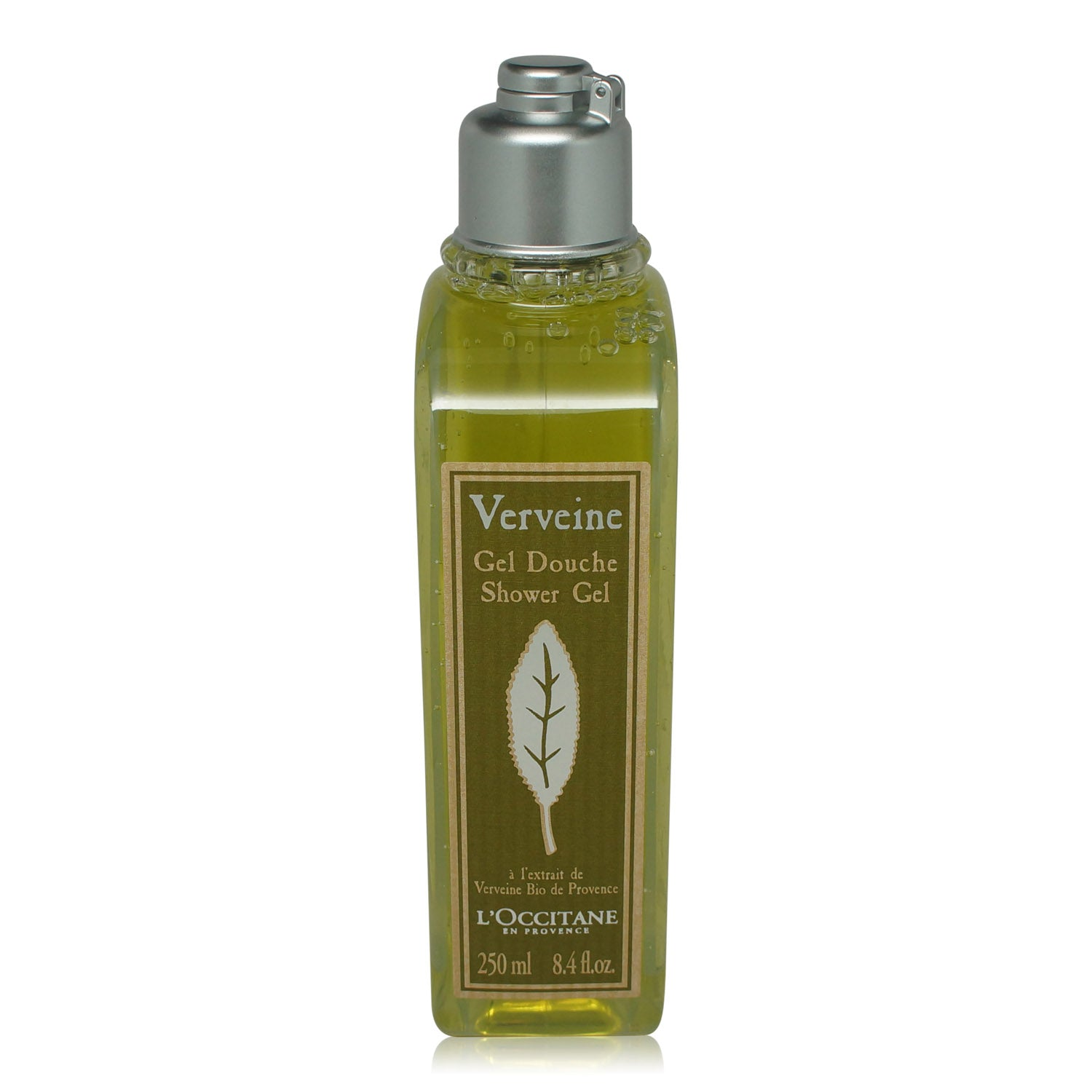LOCCITANE ~ VERBENA SHOWER GEL 250ML-NEW